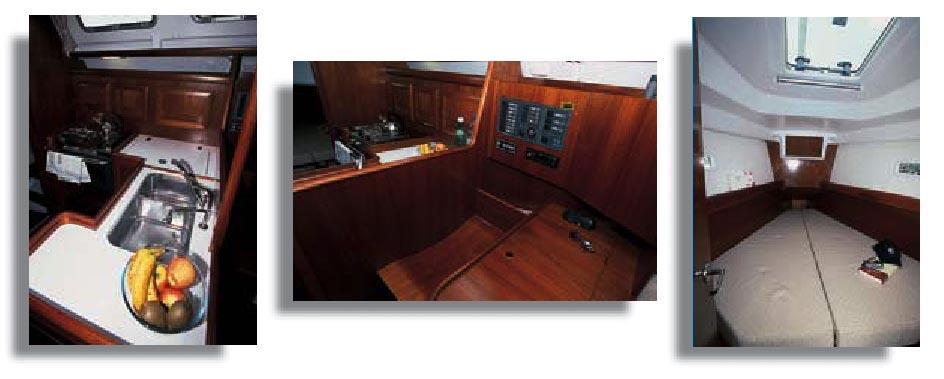 barca a vela Oceanis 373