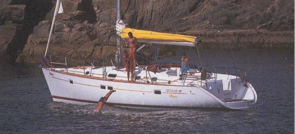 2002. Oceanis 411