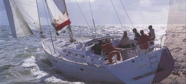 barca a vela Oceanis 473