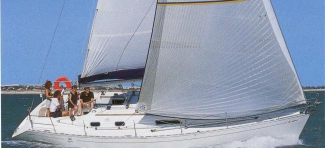 barca a vela Pia