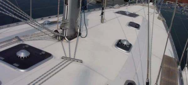 barca a vela Dufour 45 Classic