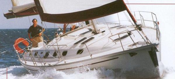 barca a vela Gib`sea 43