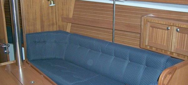 barca a vela Elan 333