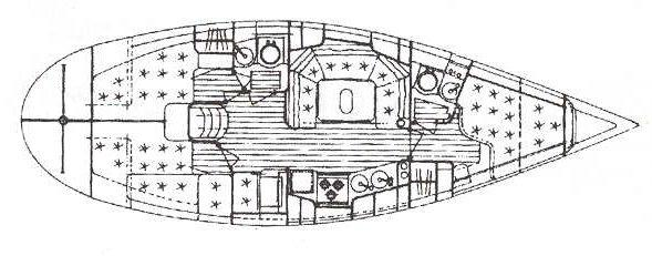 barca a vela Elan 38