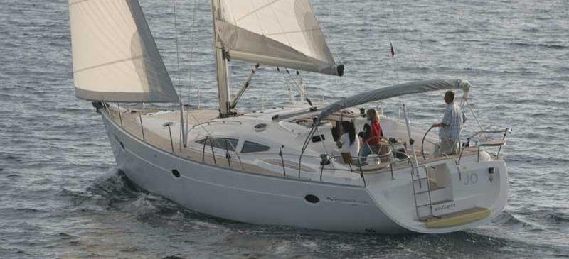 barca a vela Elan 434 Impression
