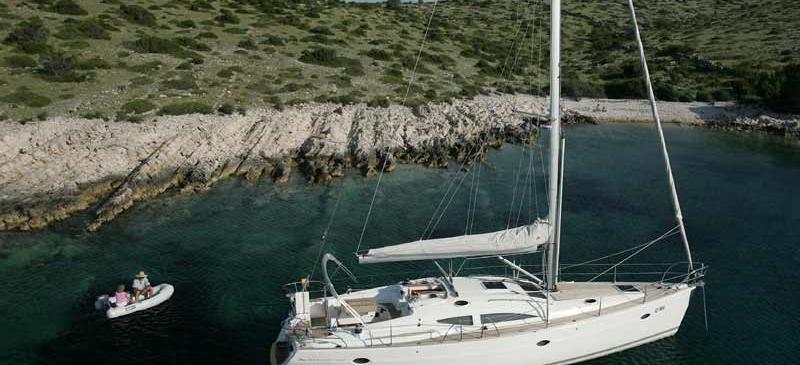 barca a vela Salima