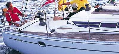 barca a vela Elan 45