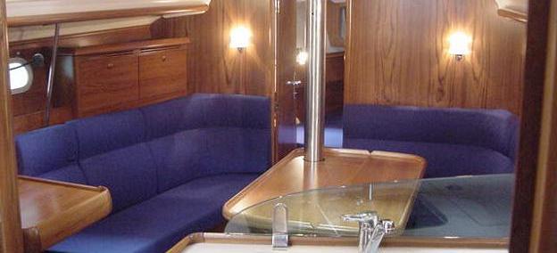 barca a vela Sun Odyssey 35