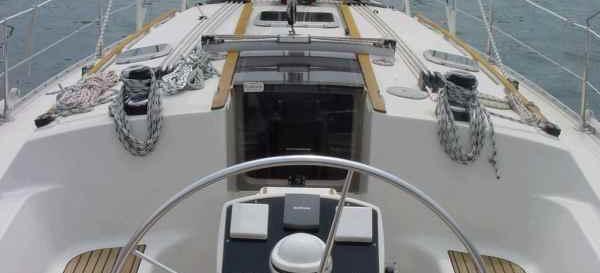 barca a vela Sun Odyssey 37.1