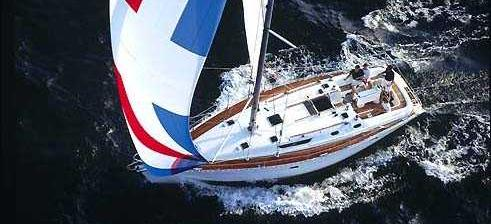 barca a vela Sun Odyssey 42.2