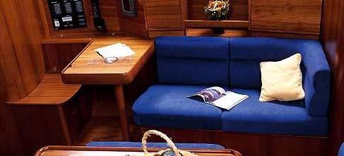 barca a vela Sun Odyssey 43