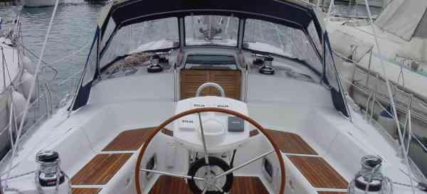 barca a vela Sun Odyssey 43 DS