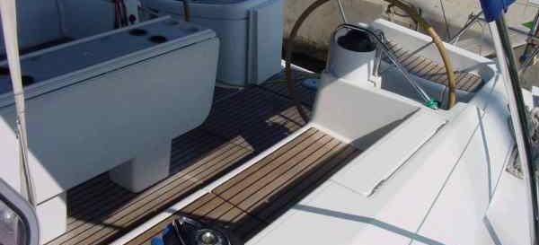 barca a vela Sun Odyssey 45.2