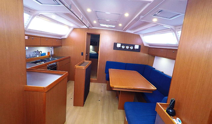 Bavaria 46 Cruiser - interno