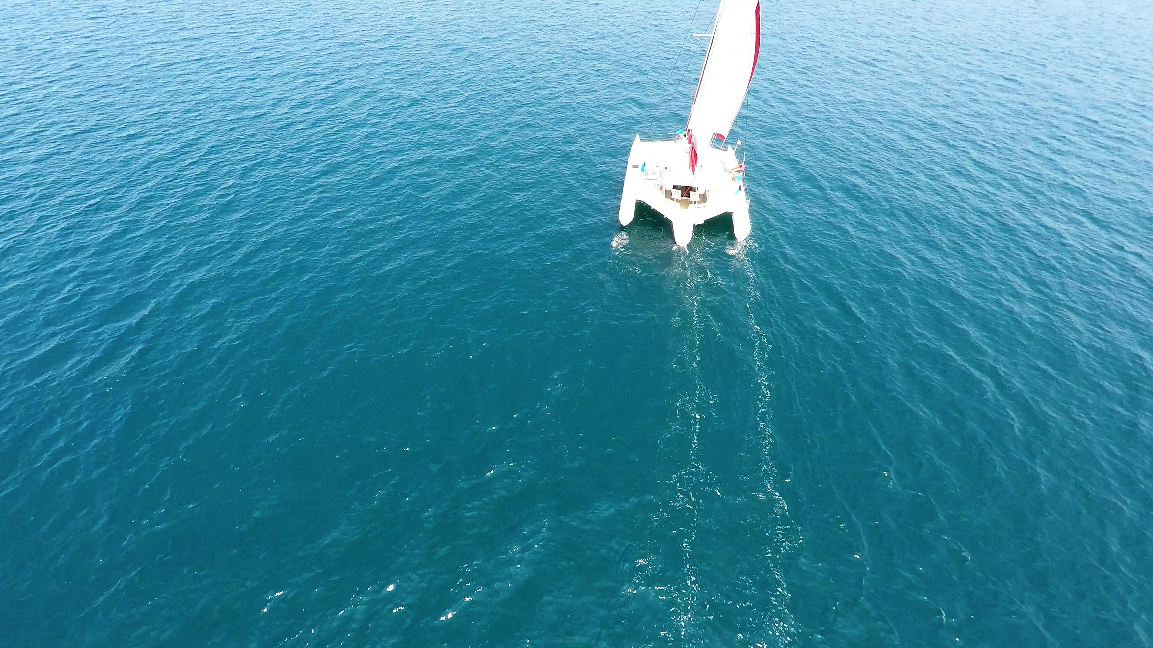 multiscafo trimarano barca a vela