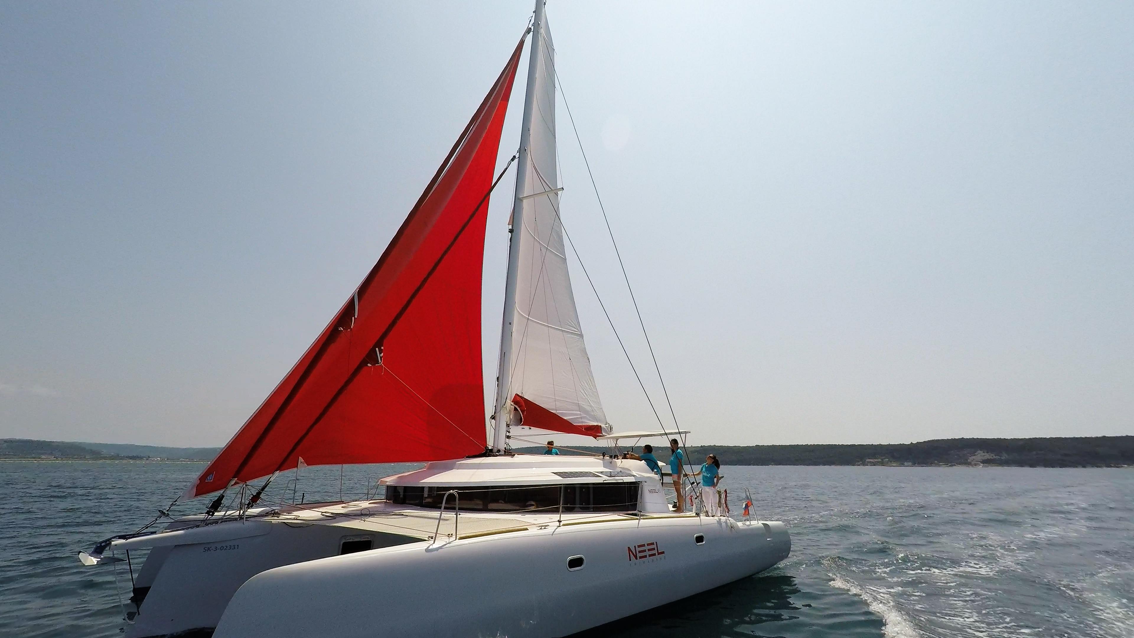 neel 45 squadra di vela