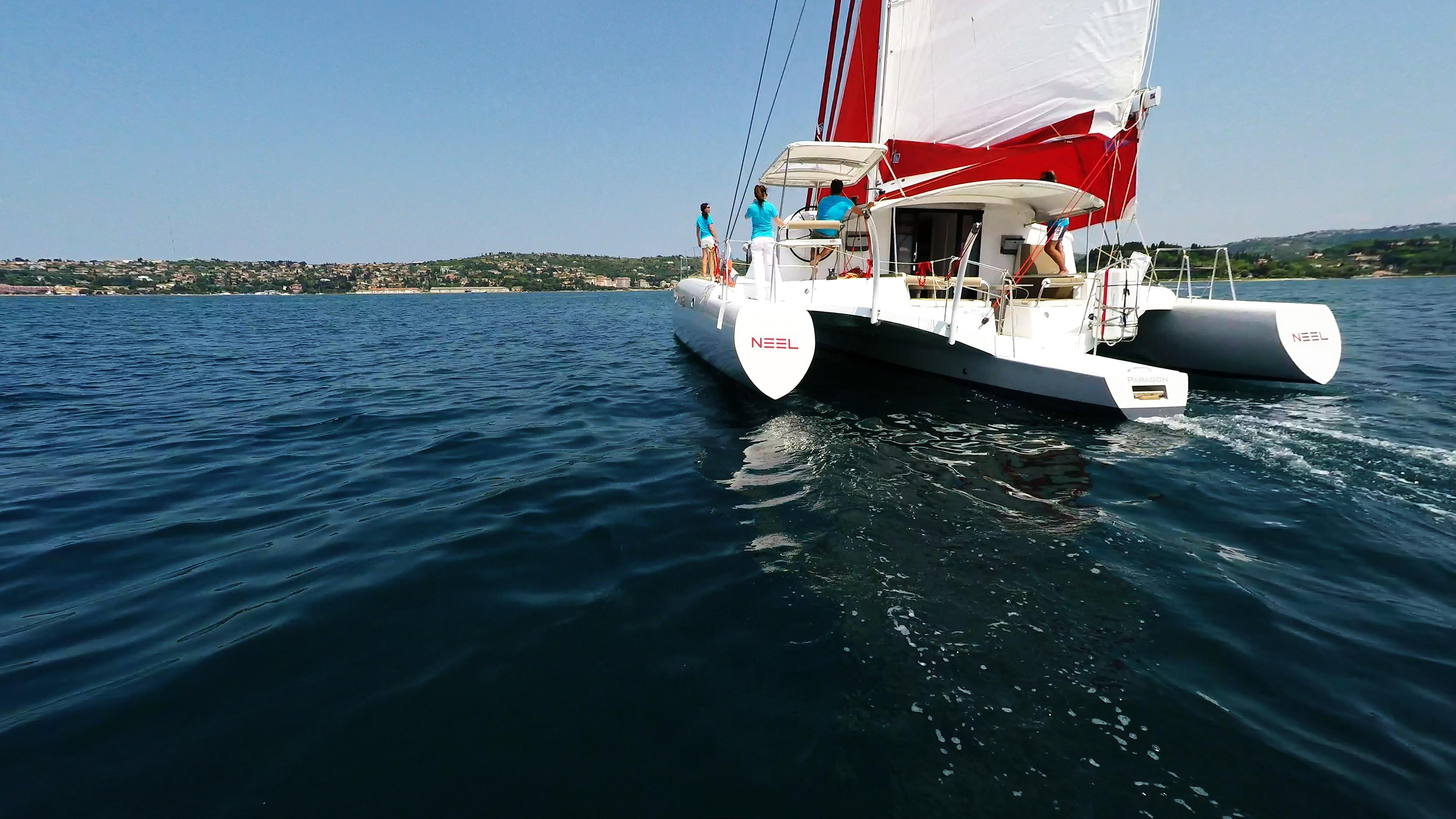 neel 45 yacht poppa
