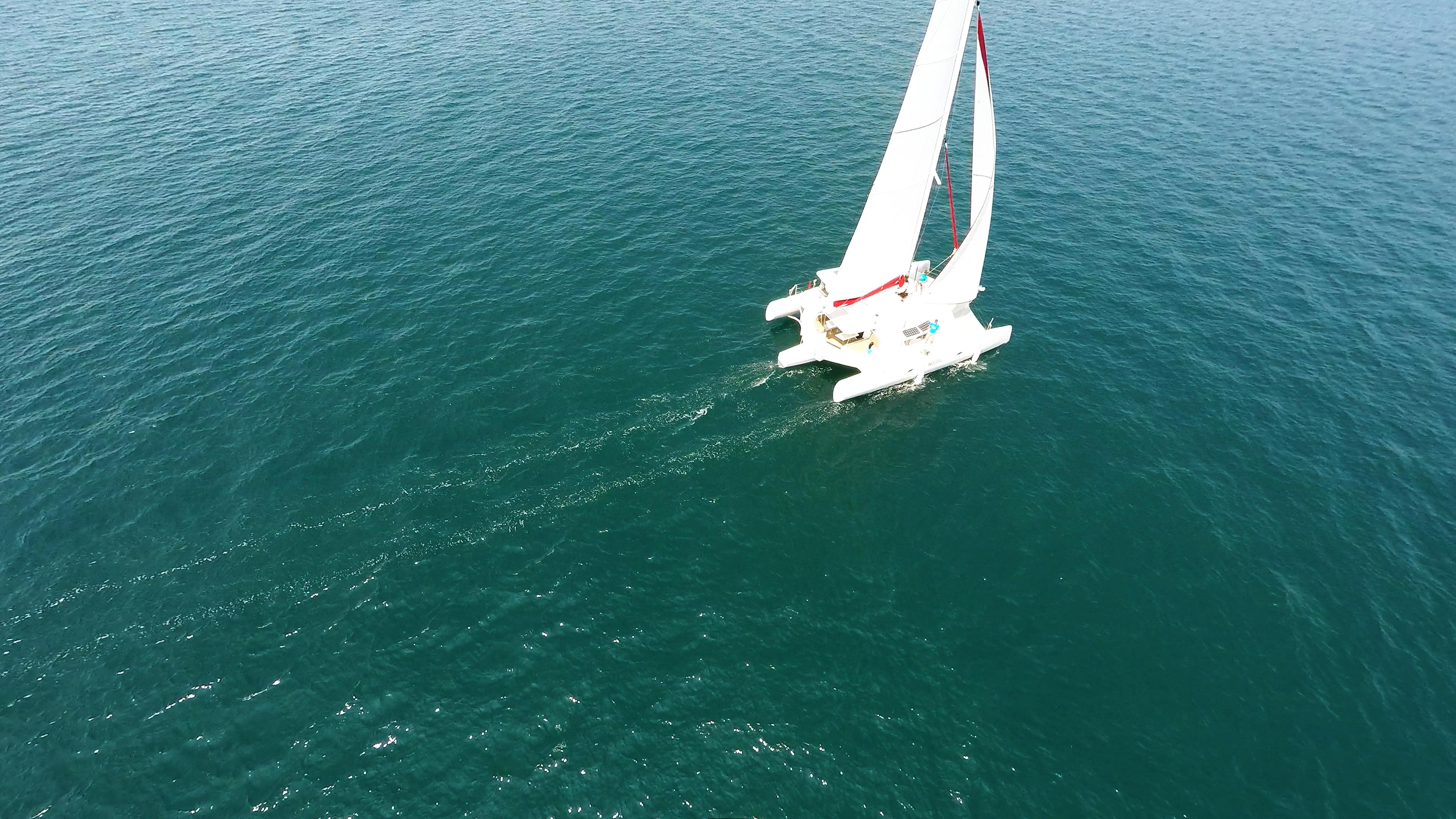 trimara al mare