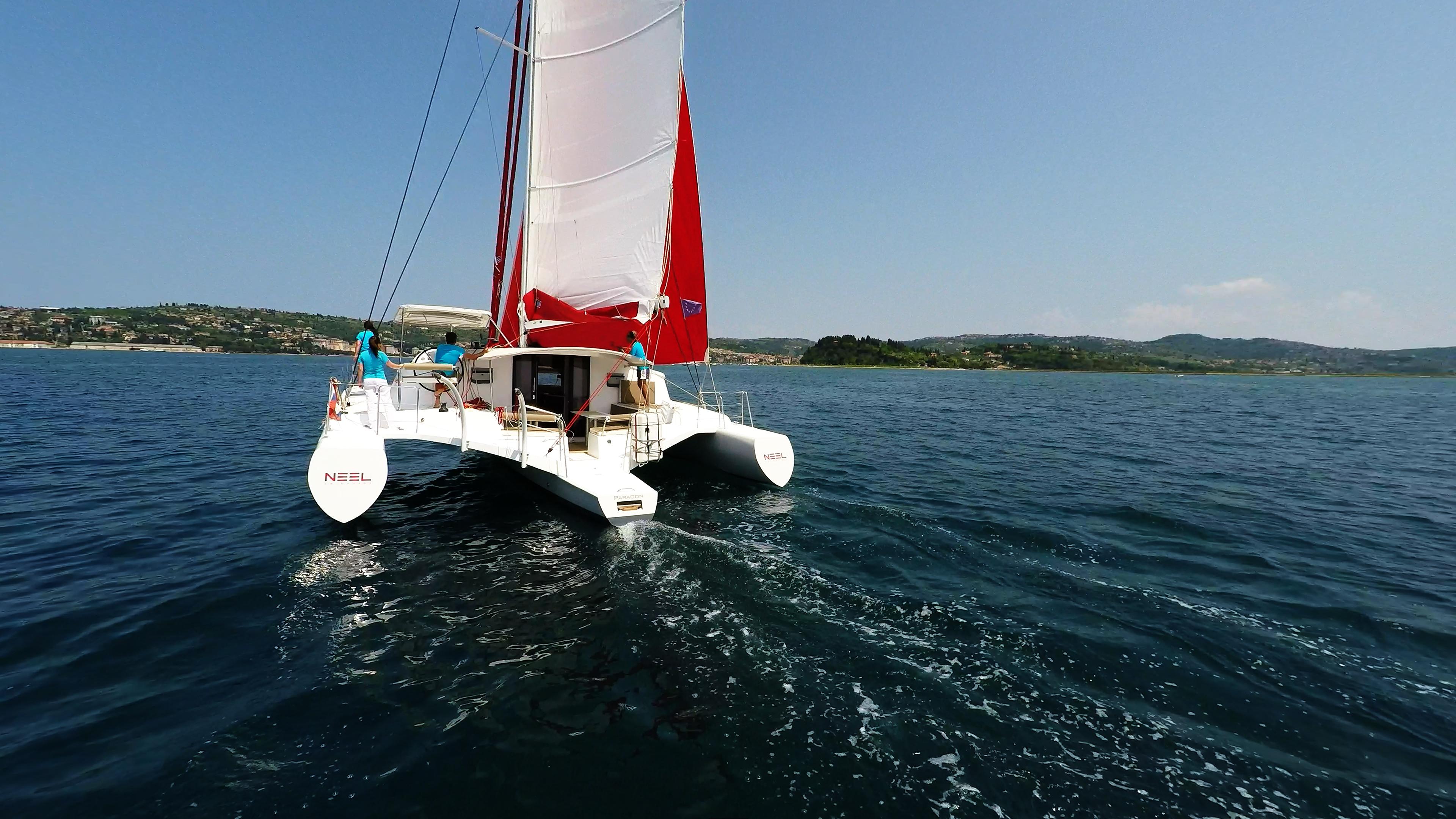 yacht neel 45 poppa