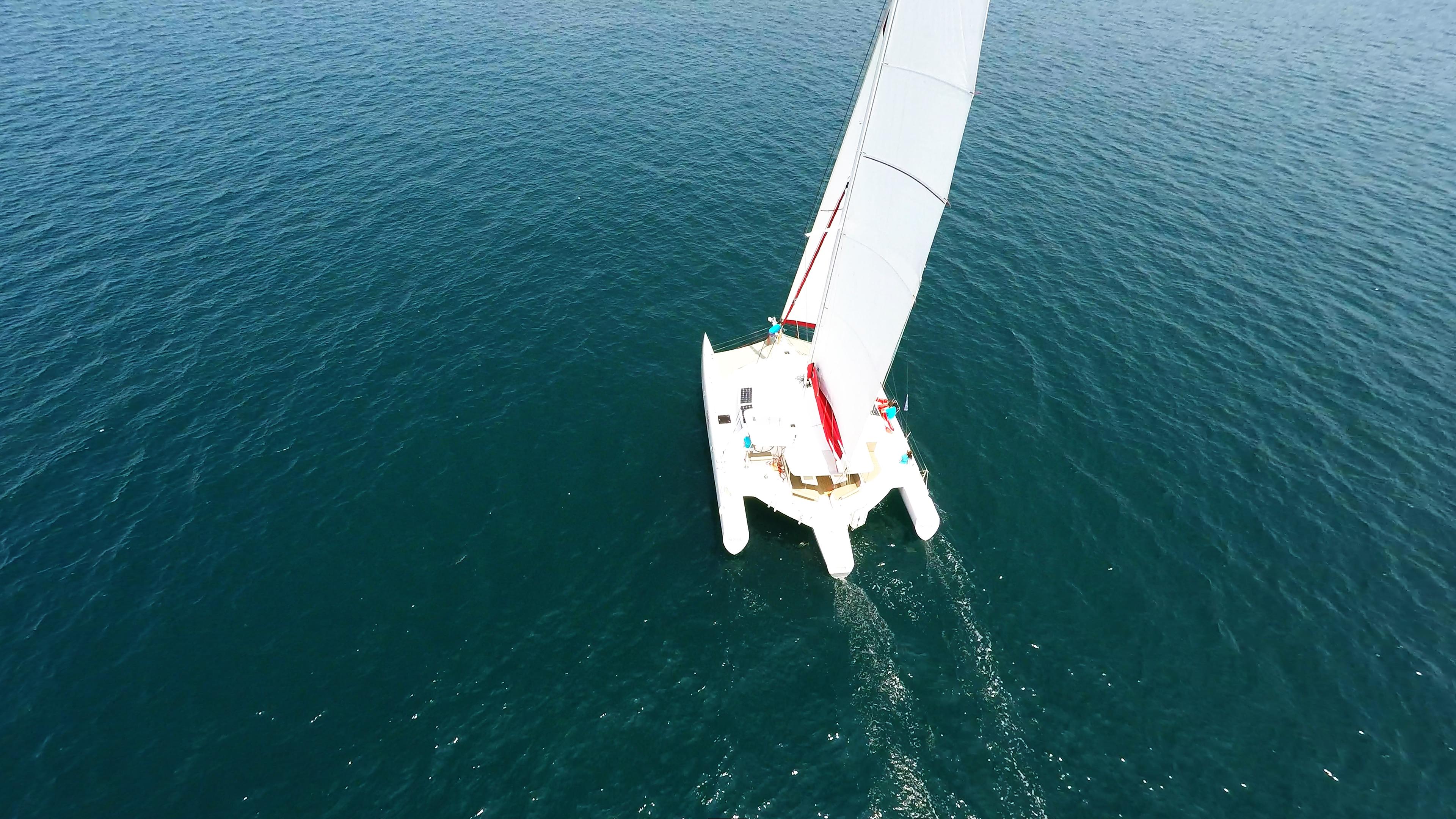yachting multiscafo trimarano