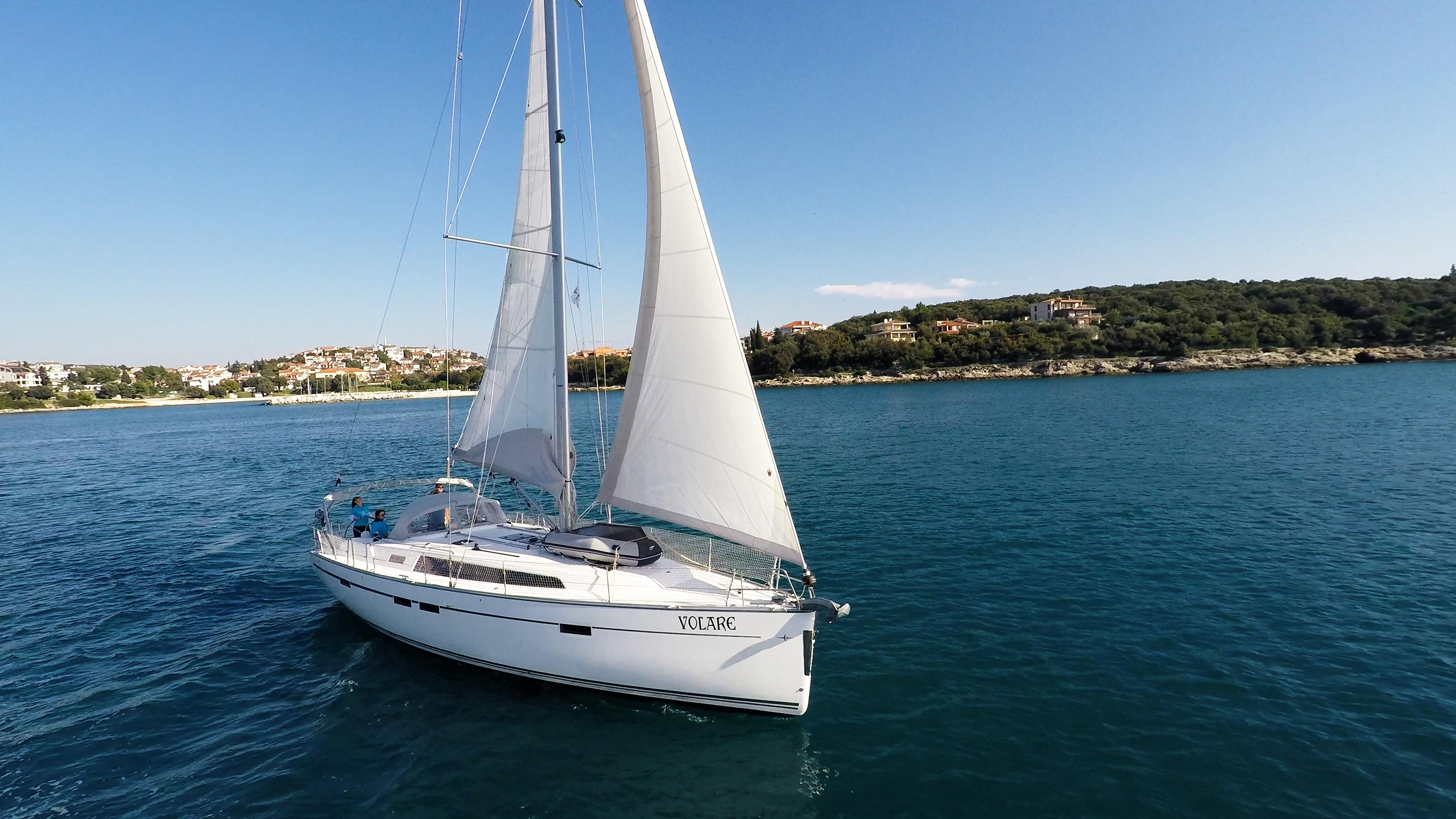 barcha a vela bavaria 46 cruiser vela barca a vela