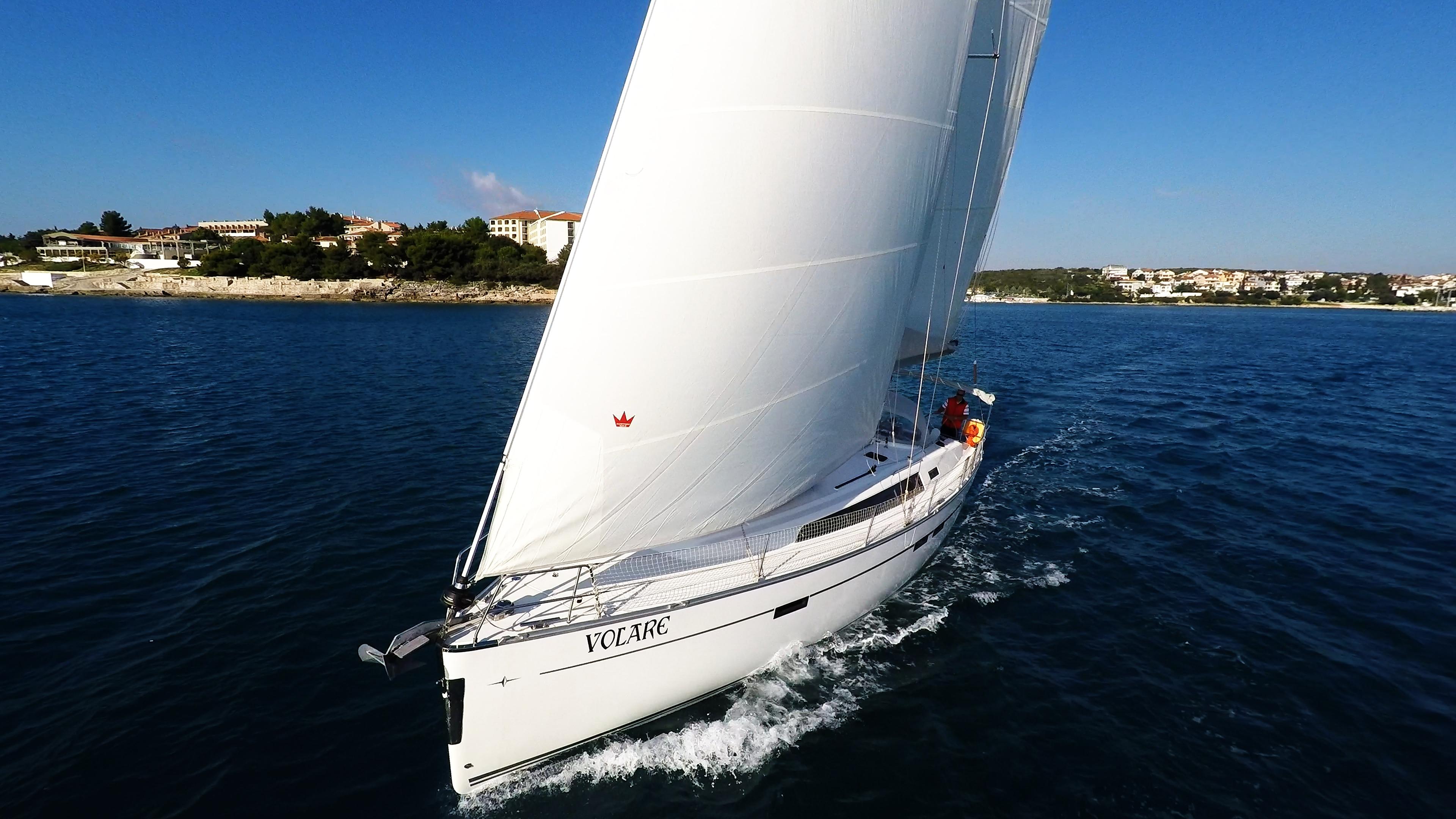 barcha a vela bavaria 46 cruiser vela yacht a vela genova