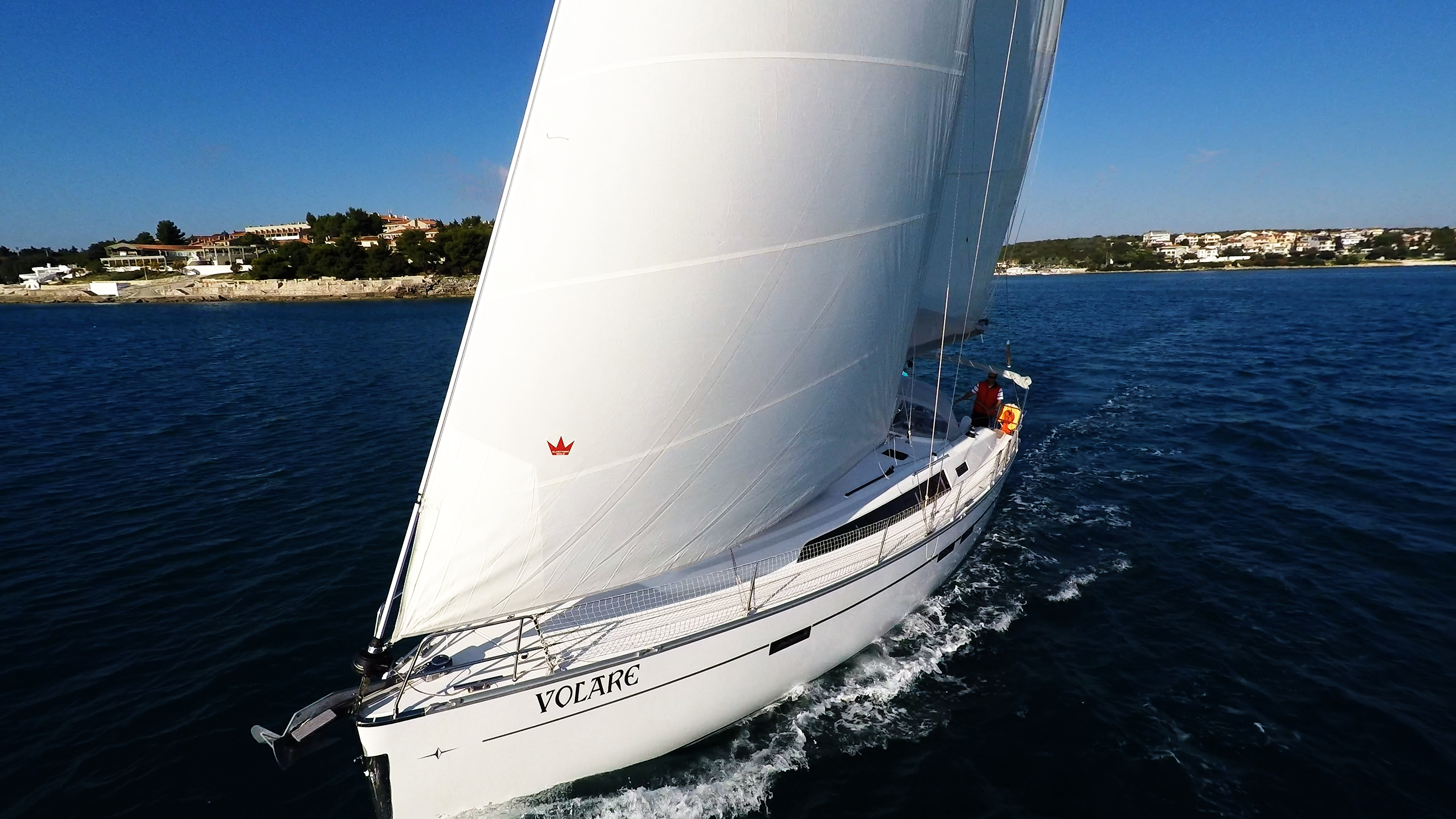 barcha a vela bavaria 46 cruiser vele barca a vela yacht a vela