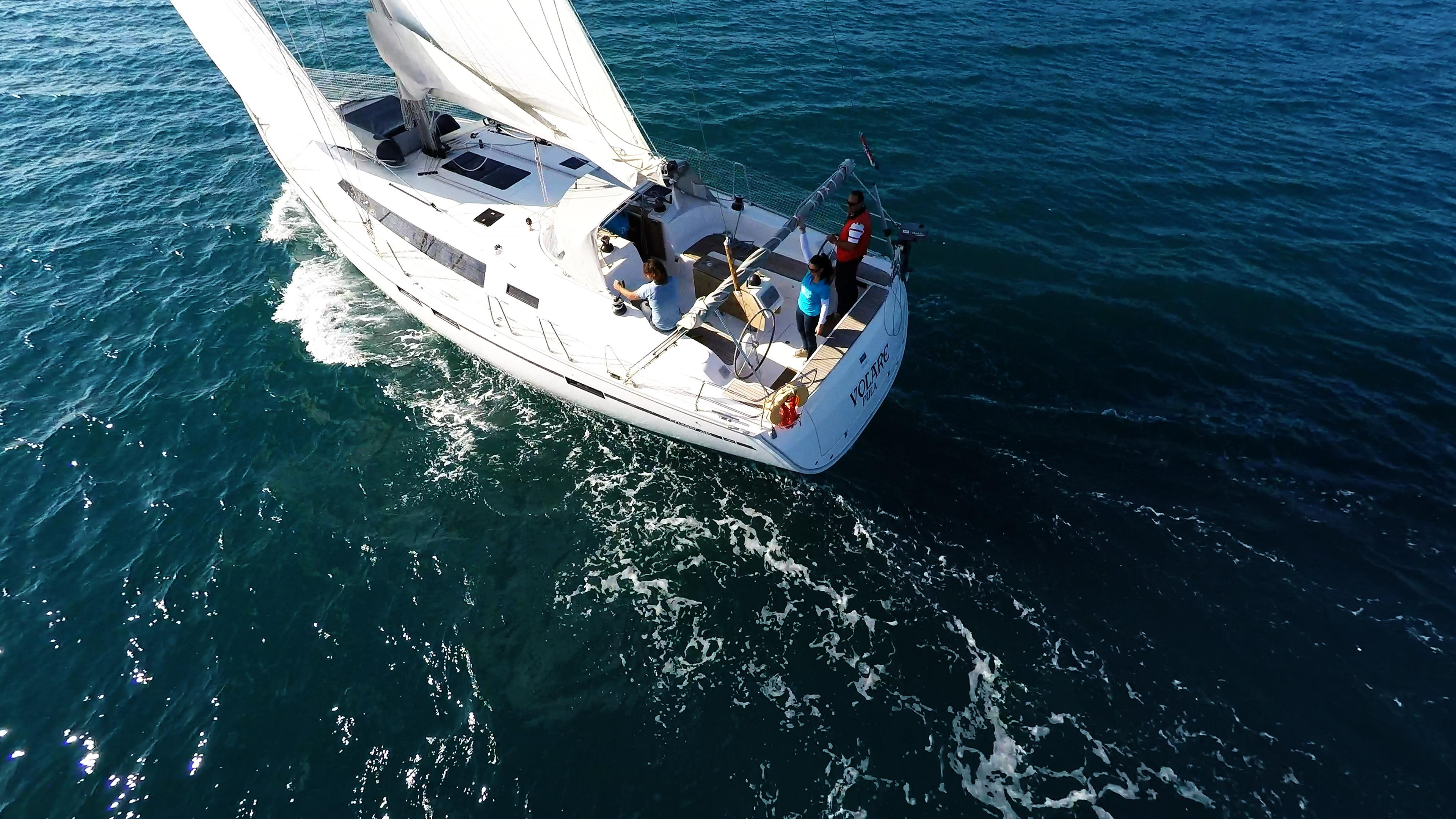 barcha a vela bavaria 46 ponte vele yacht a vela
