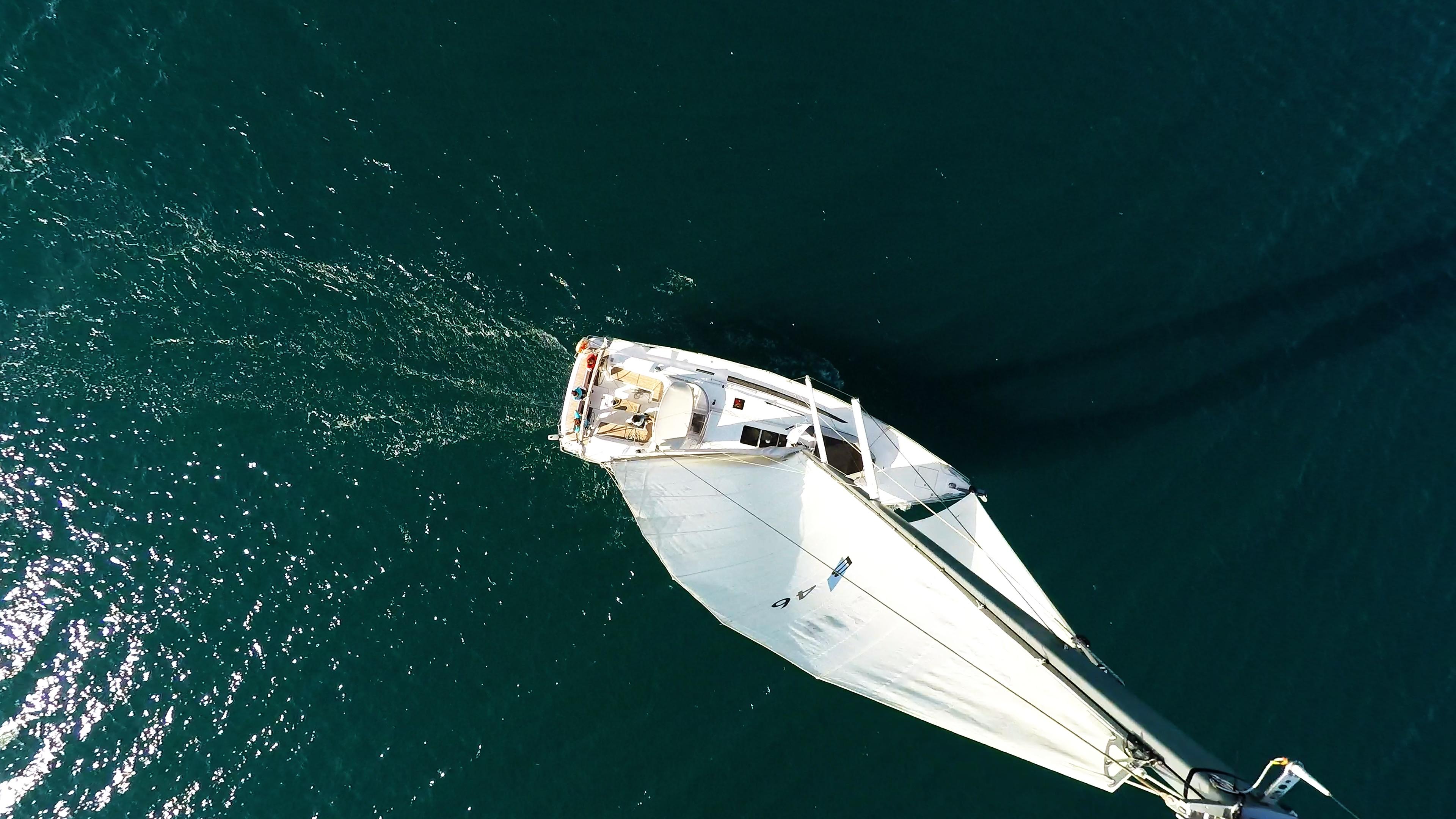 barcha a vela bavaria 46 da sopra vele di yacht a vela