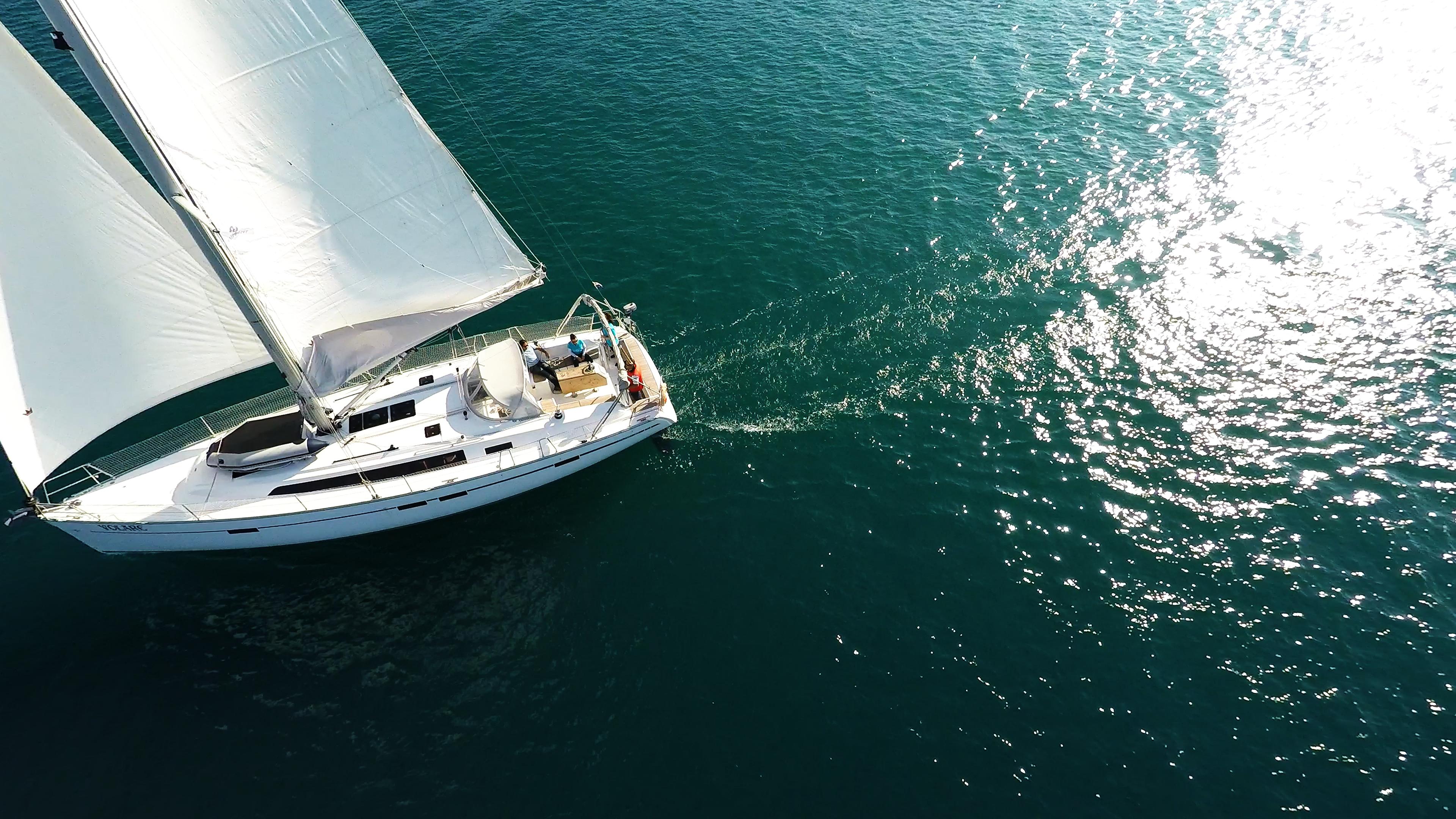 barcha a vela bavaria 46 vela barca a vela yacht vele sole mare