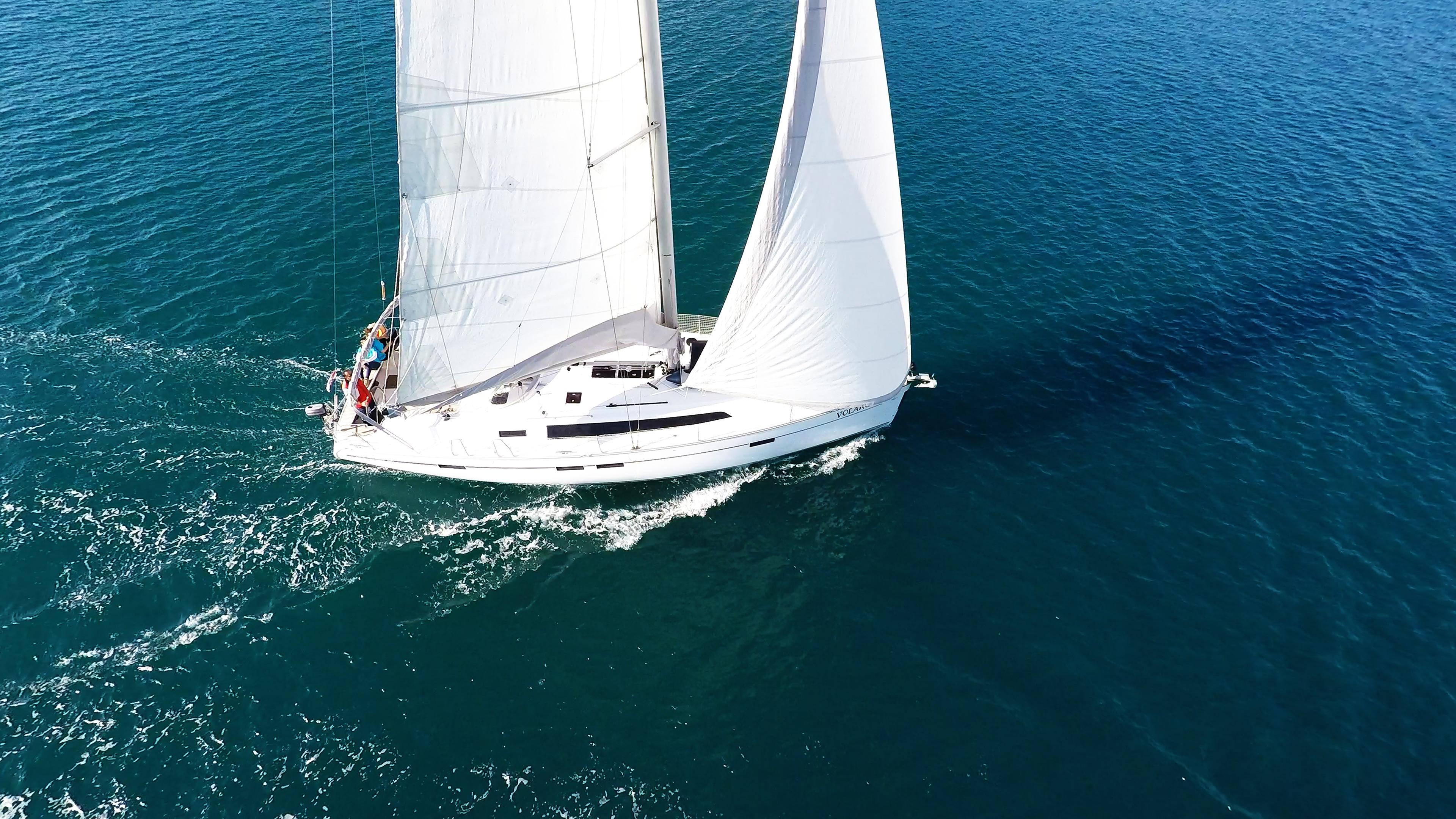 barcha a vela bavaria 46 barca a vela yacht a vela vela mare