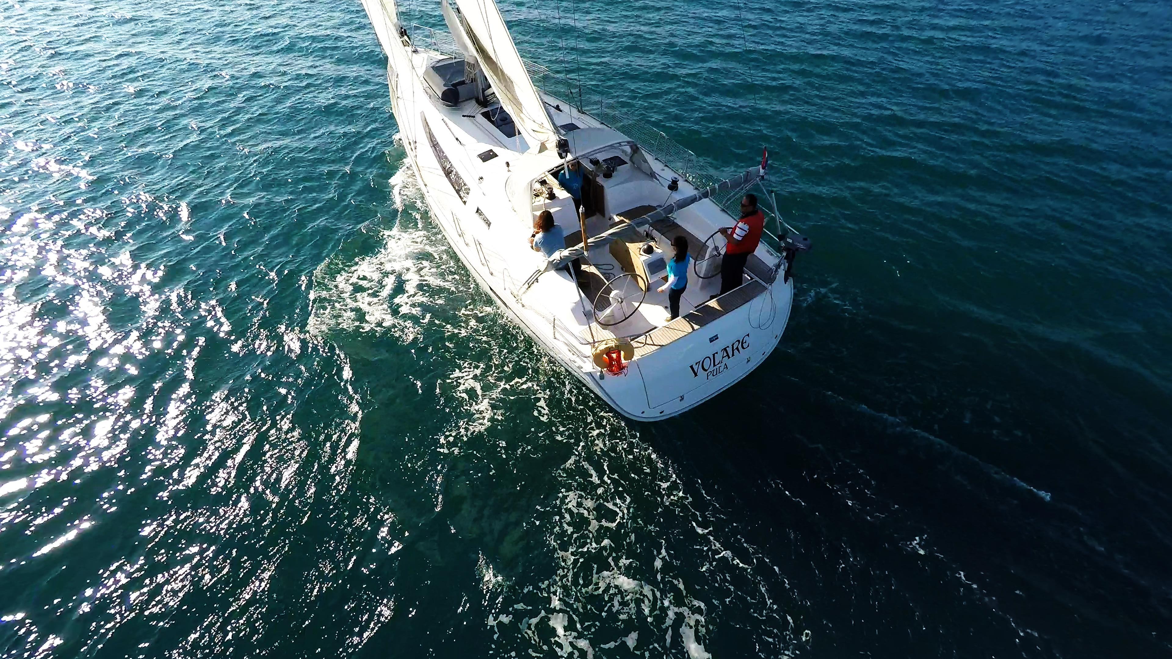 barcha a vela bavaria 46 vele della barca a vela yacht a vela