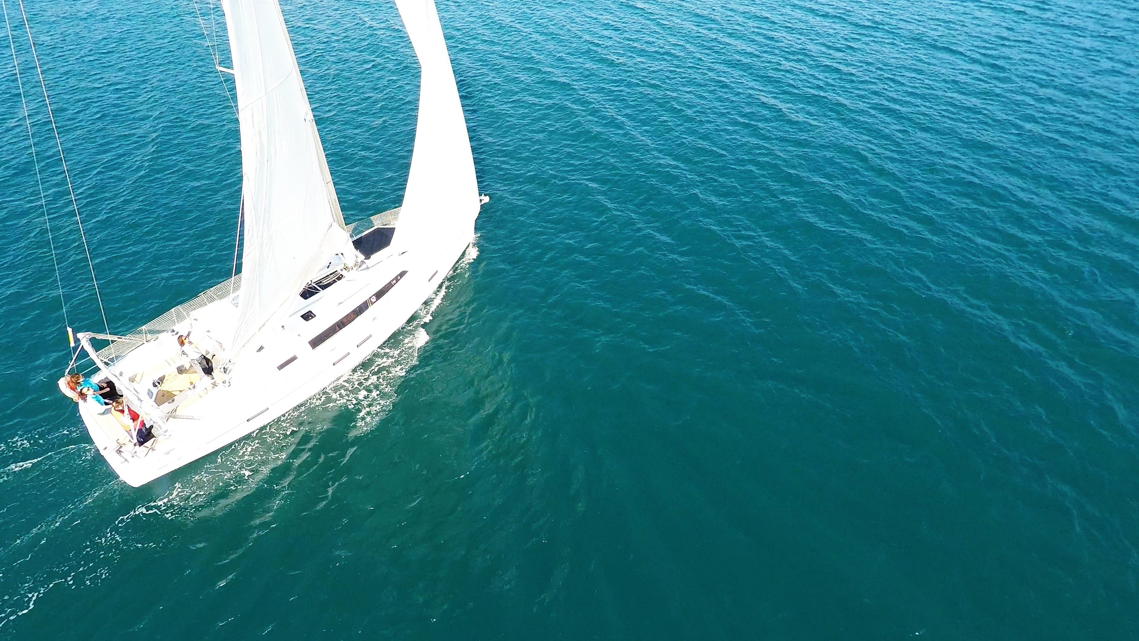 barcha a vela bavaria 46 yacht a vela barca vela mare