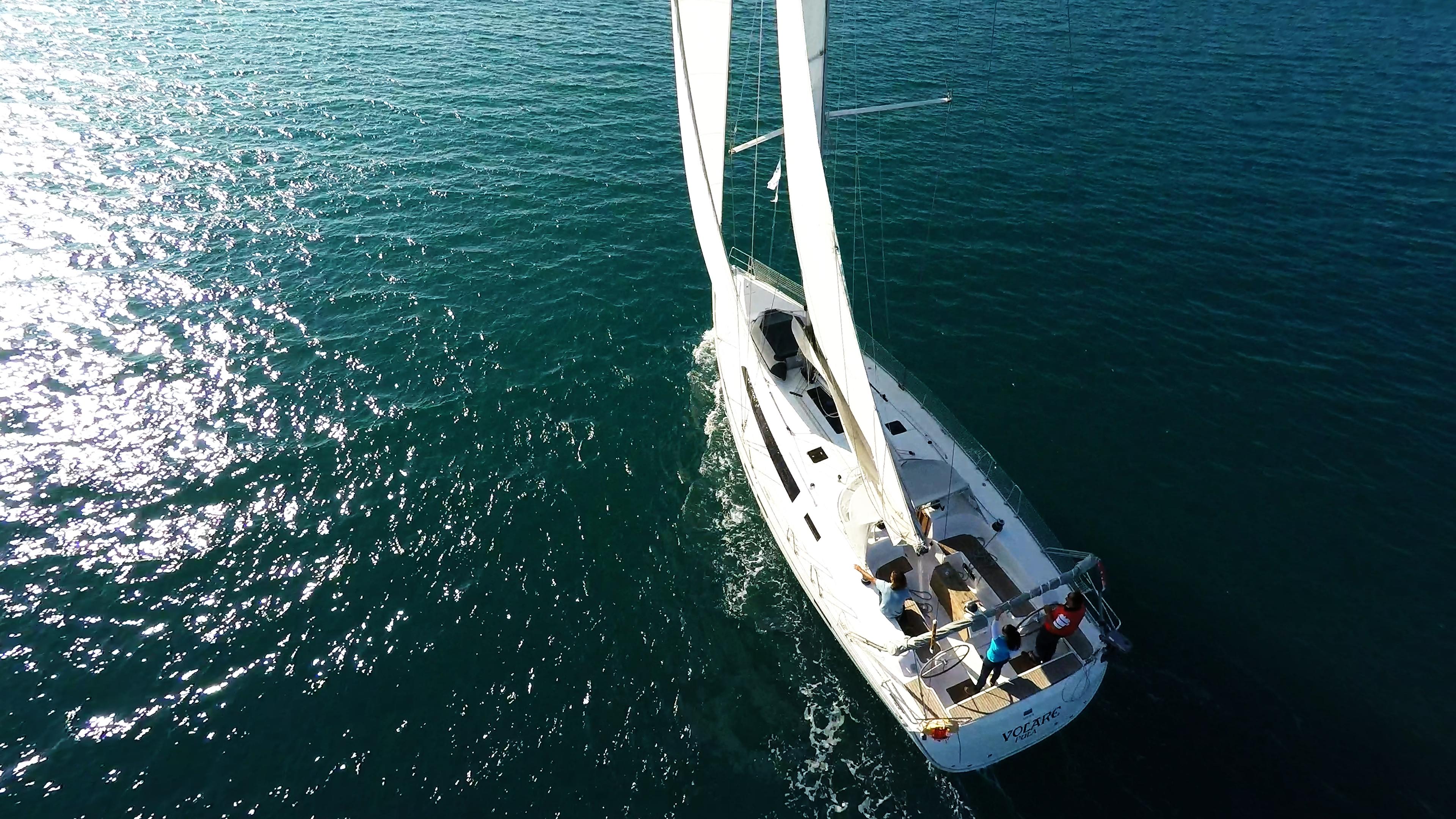 barcha a vela bavaria 46 yacht a vela vela ponte mare