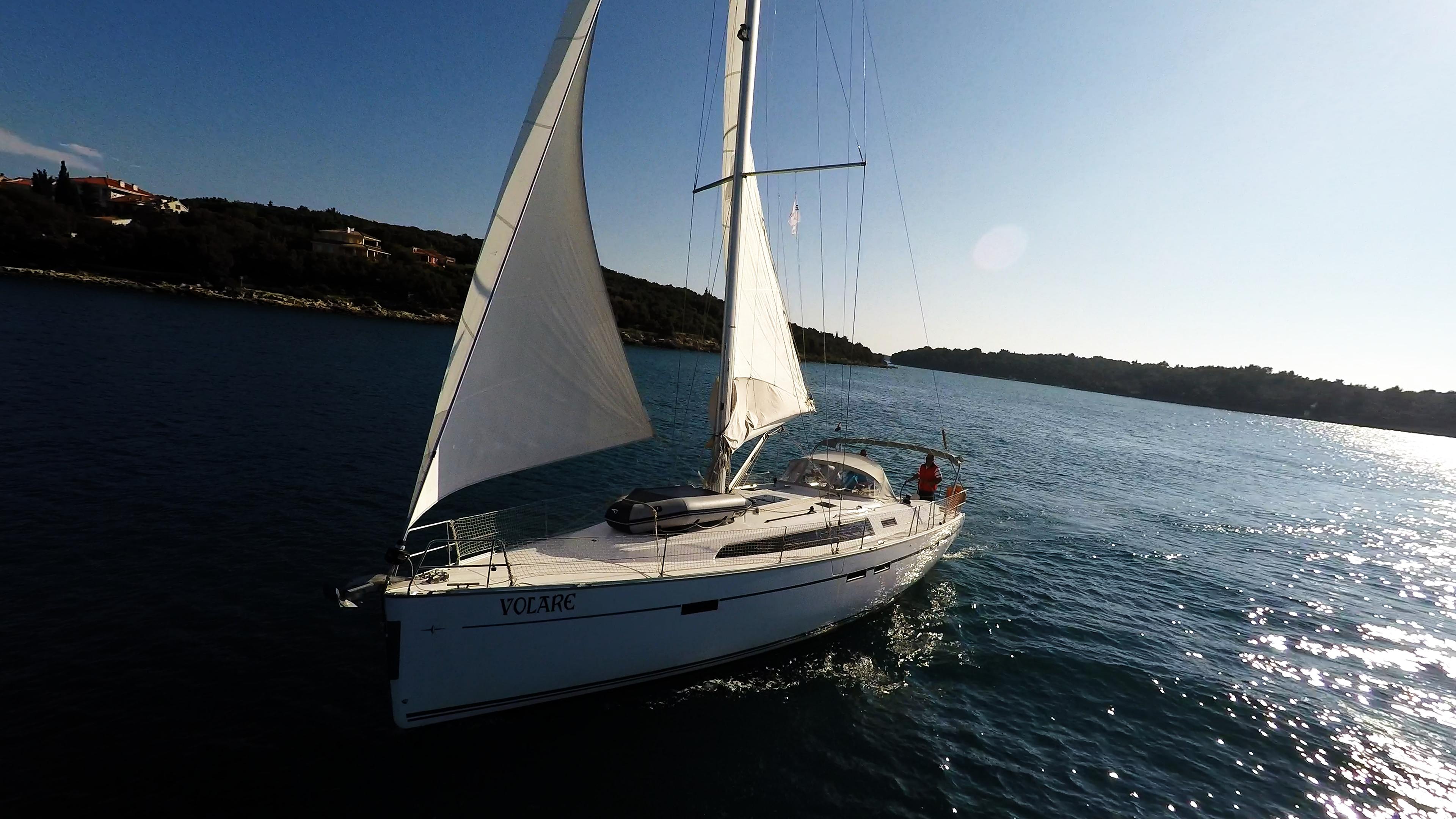 barcha a vela bavaria 46 yacht a vela vela