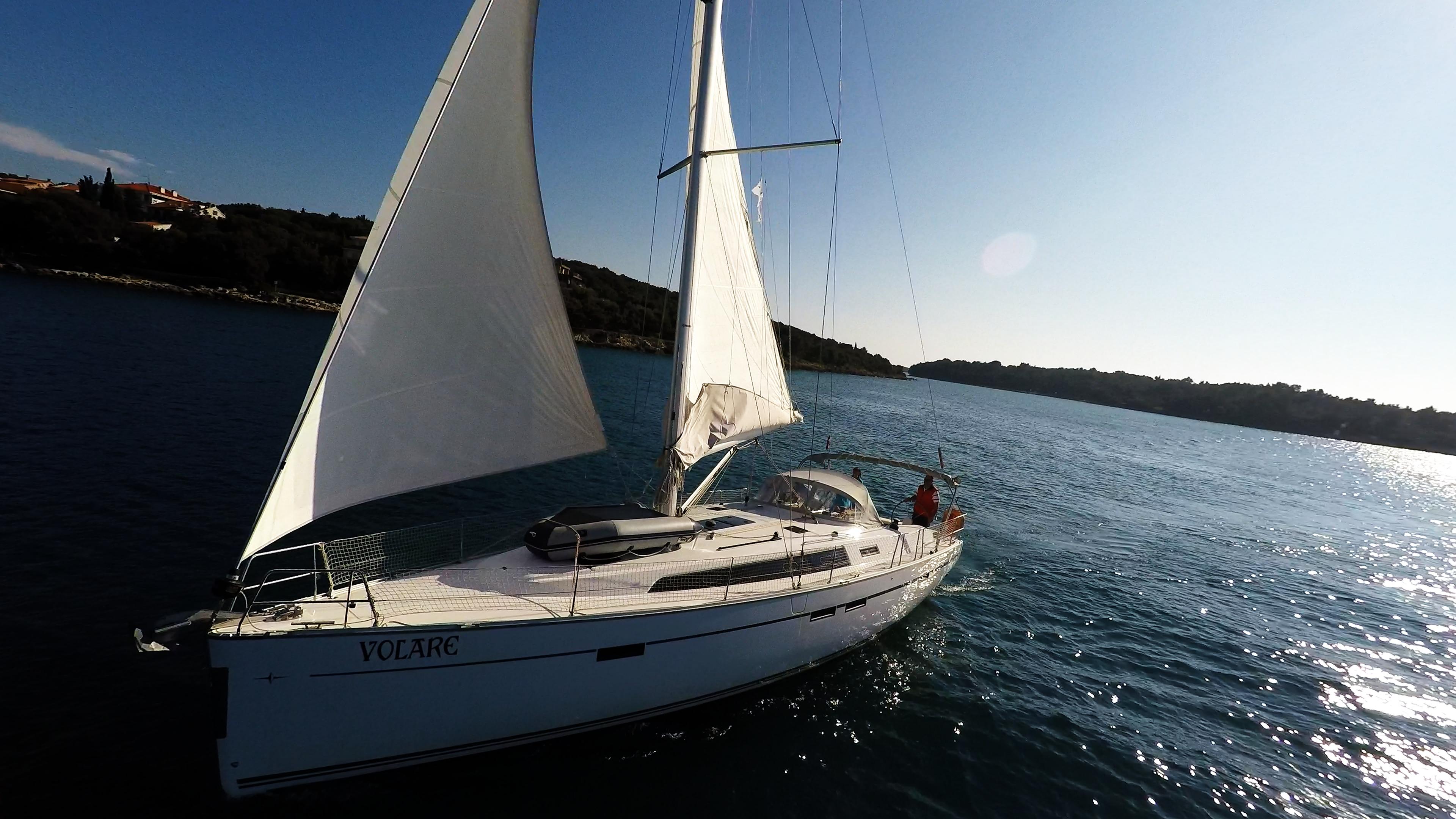 barcha a vela bavaria 46 yacht a vela barca a vela vela