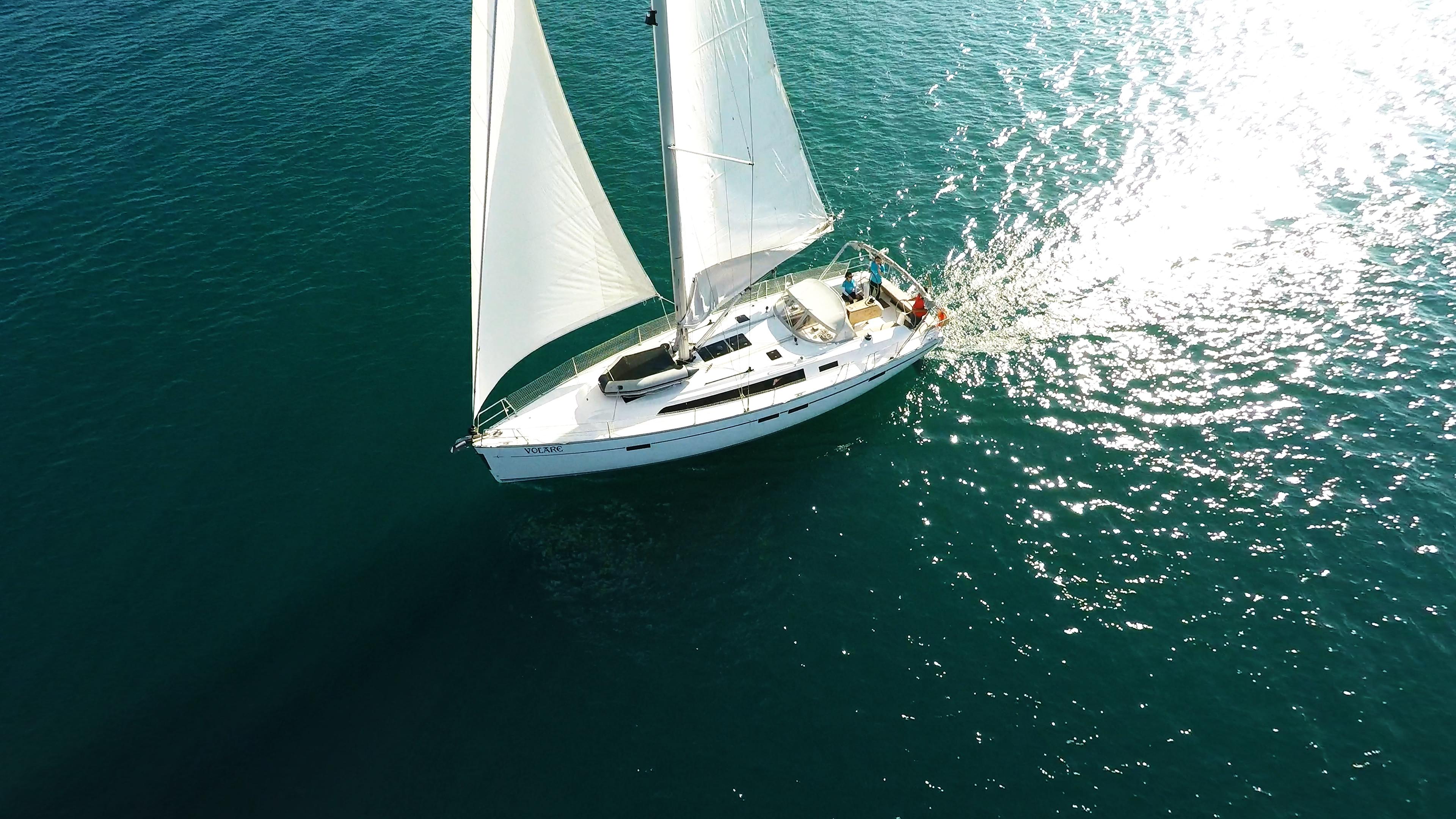 barcha a vela bavaria 46 yacht a vela