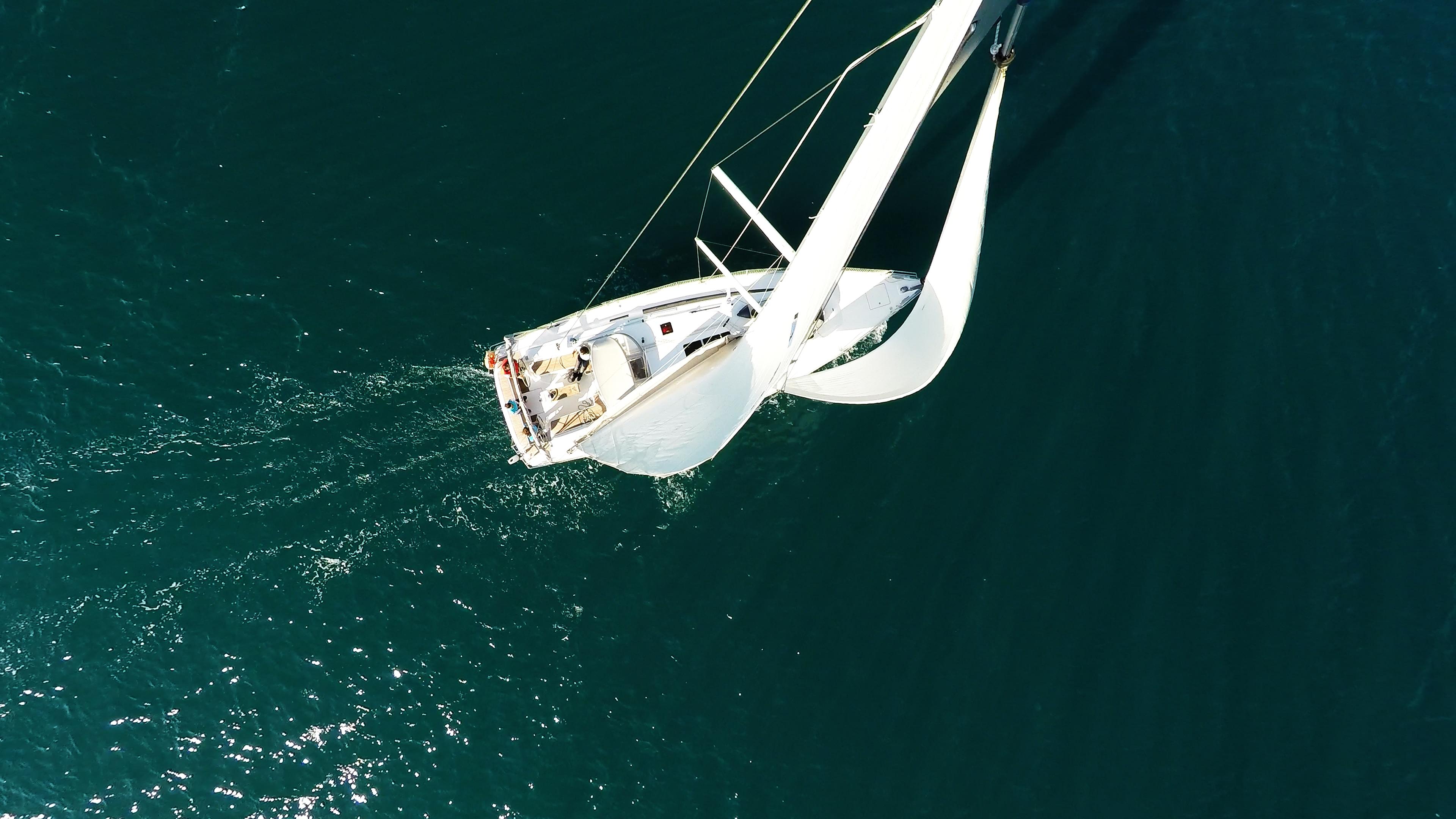 barcha a vela bavaria 46 vele dal cielo yacht a vela