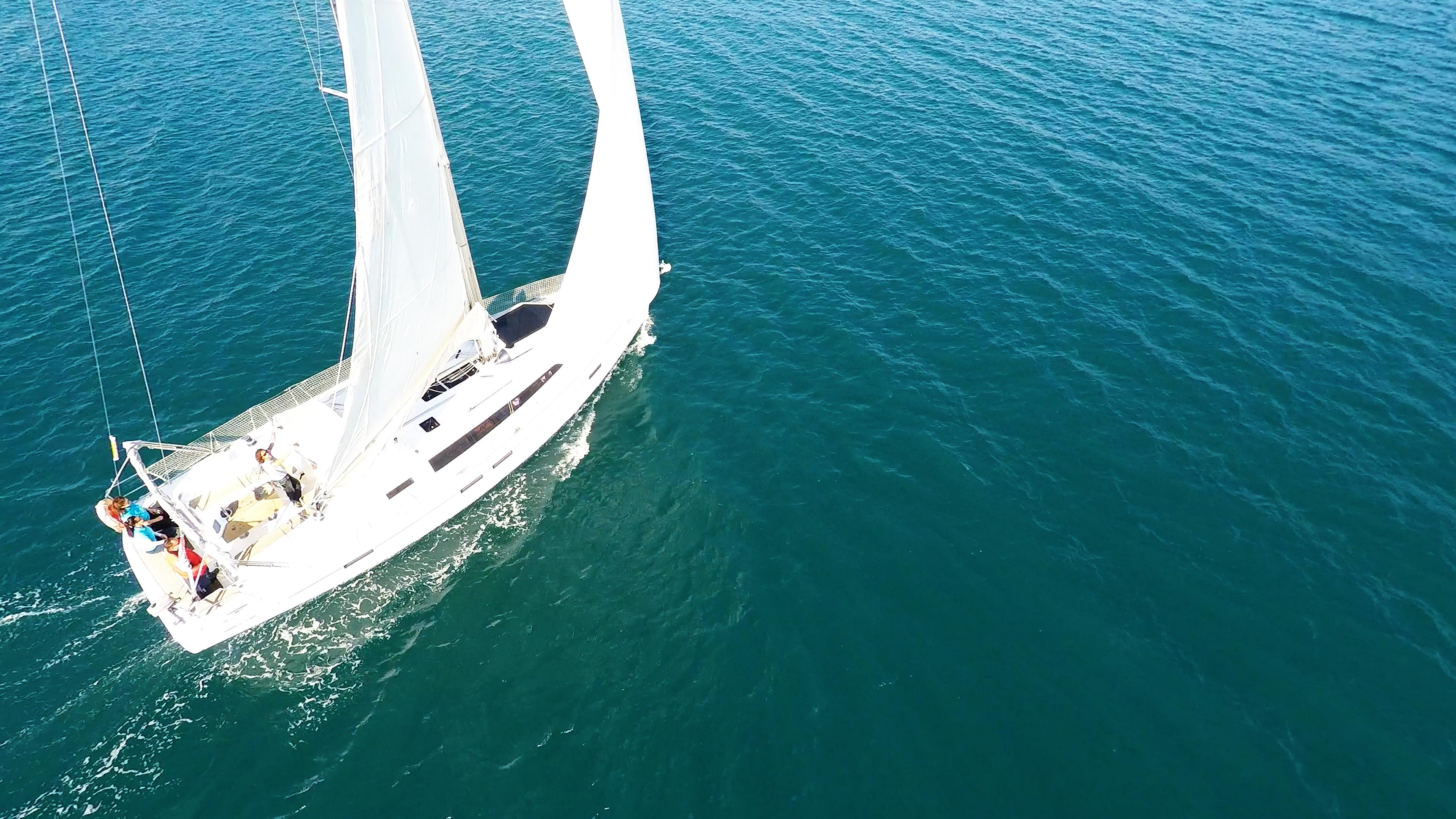 barcha a vela bavaria 46 vele yacht a vela