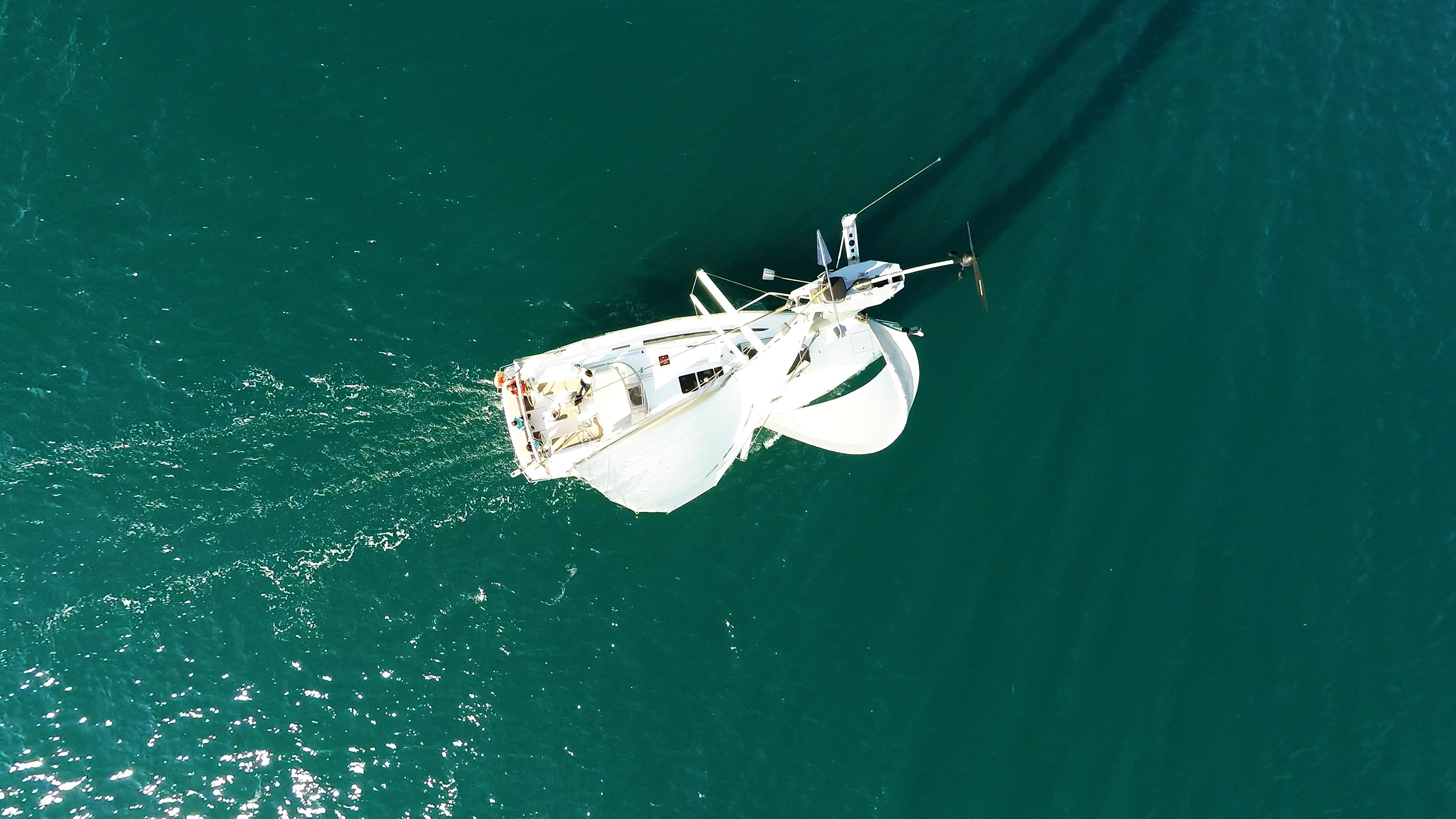 barcha a vela bavaria 46 cima dell'albero yacht a vela