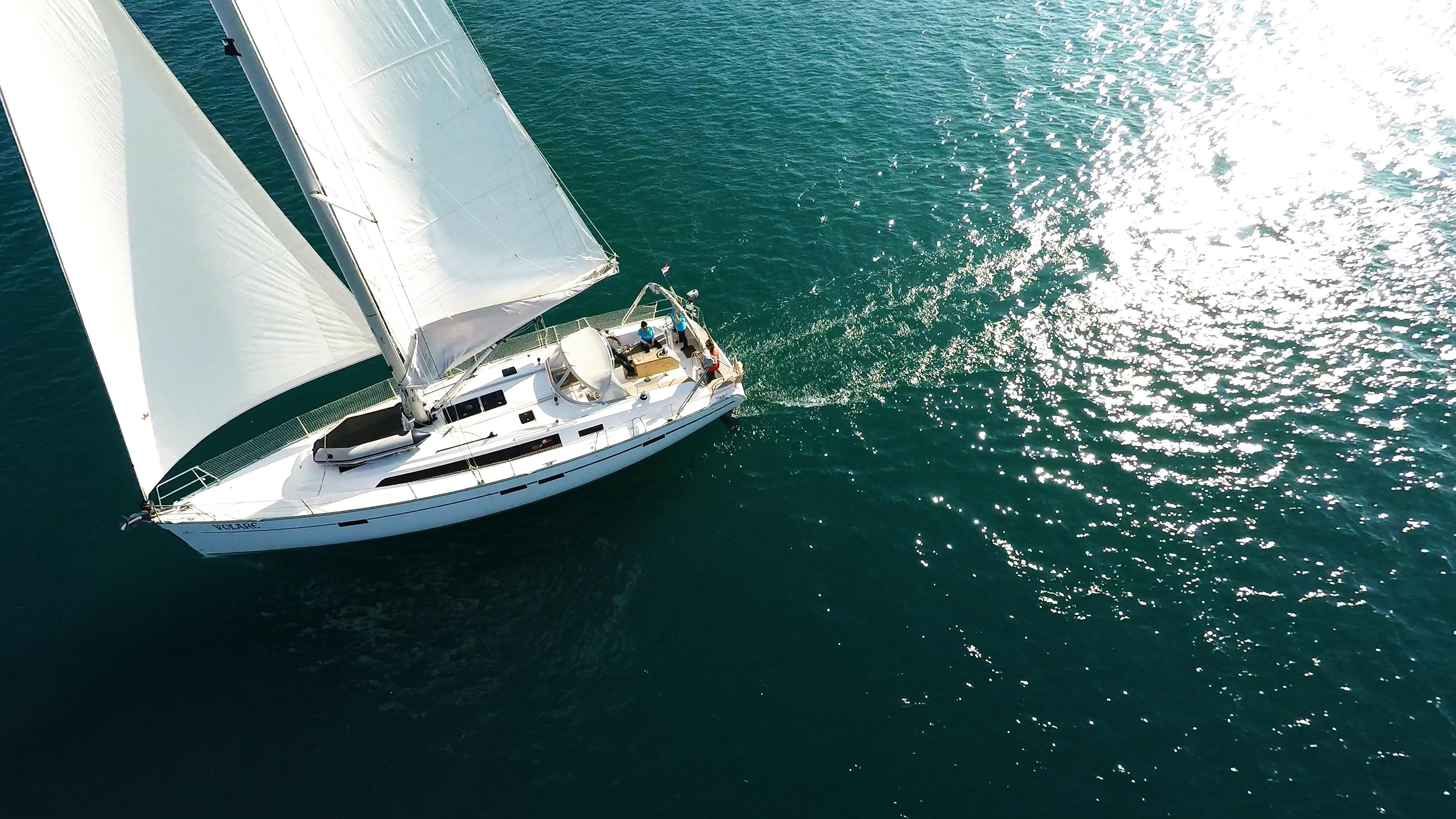 barcha a vela vela genova randa bavaria 46 yacht a vela