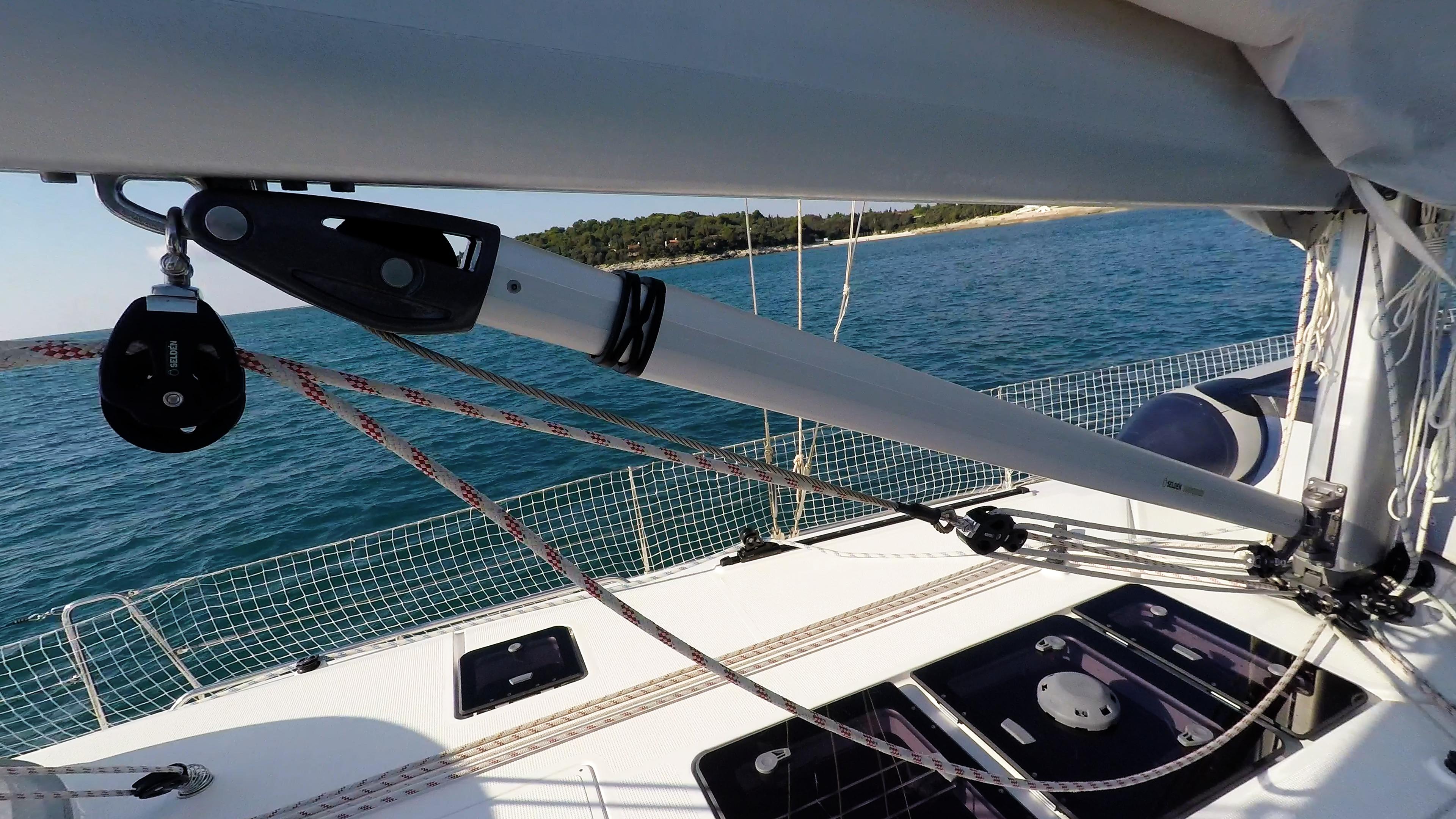 barcha a vela barca a vela bavaria 46 vang yacht a vela boma