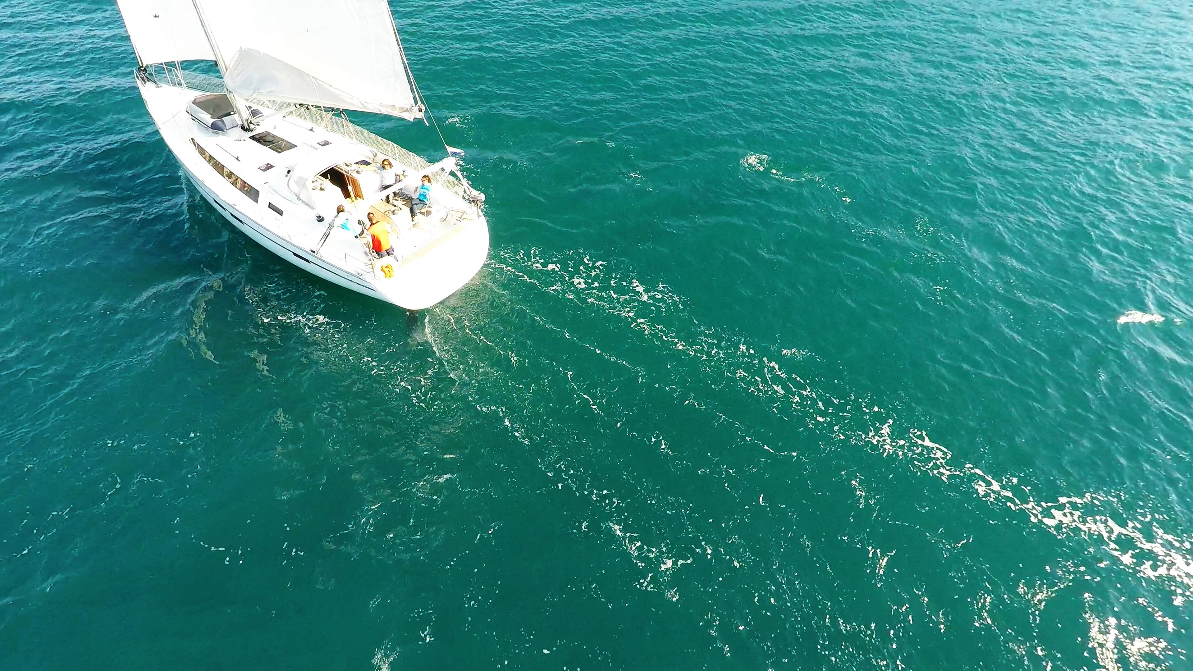 barcha a vela barca a vela yacht a vela mare sole