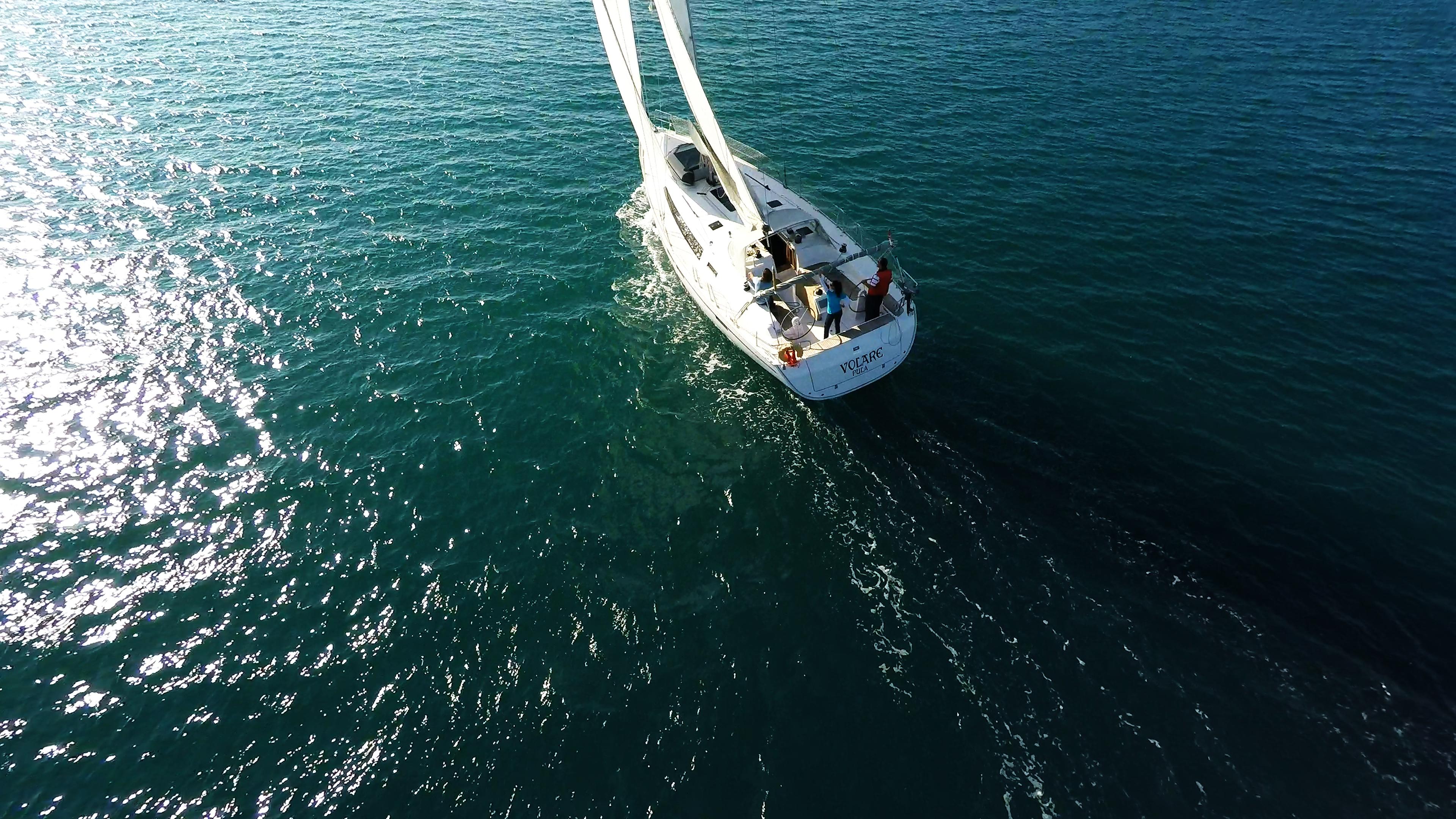 barcha a vela barca a vela yacht a vela vento