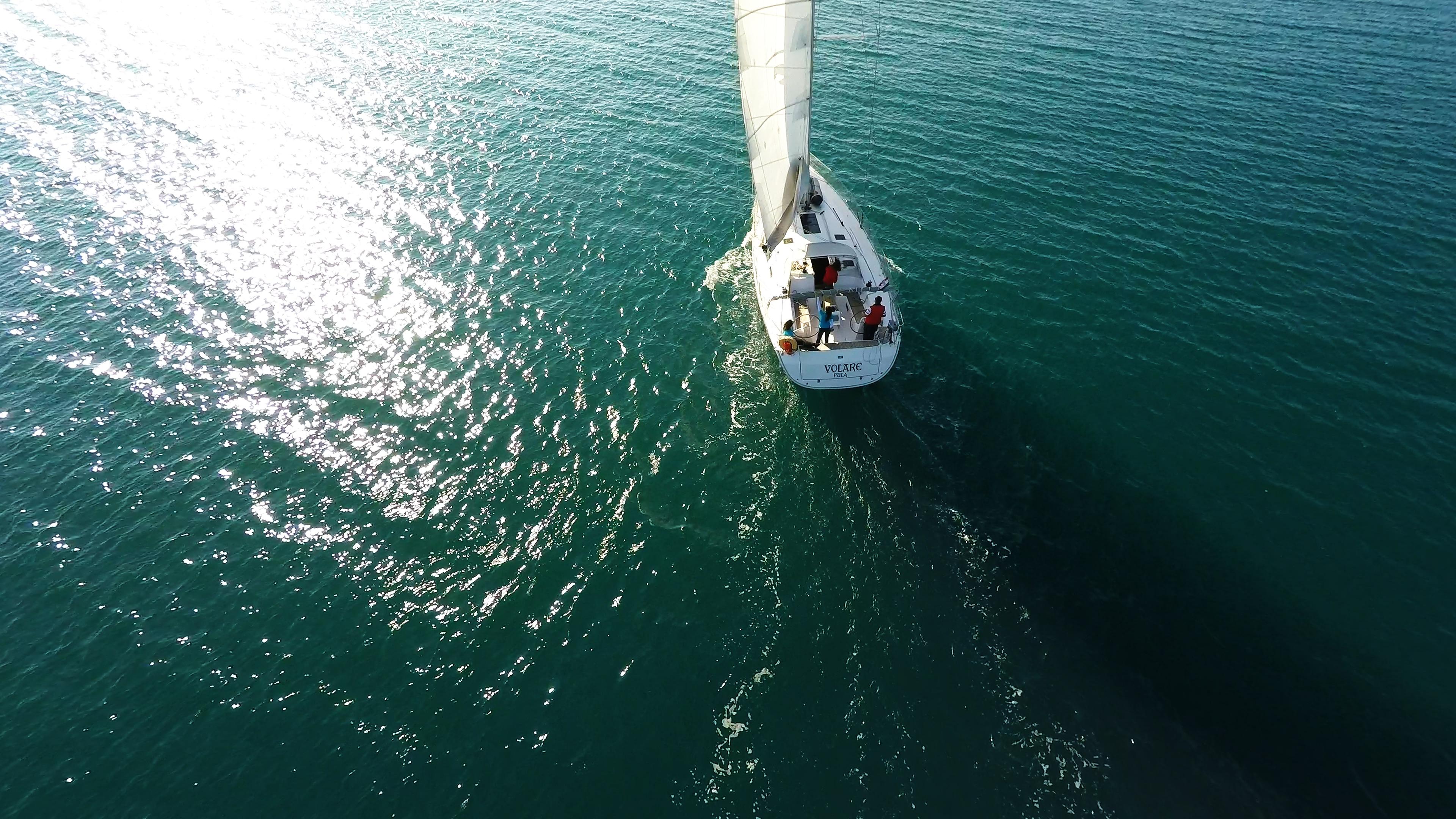barcha a vela barca a vela mare