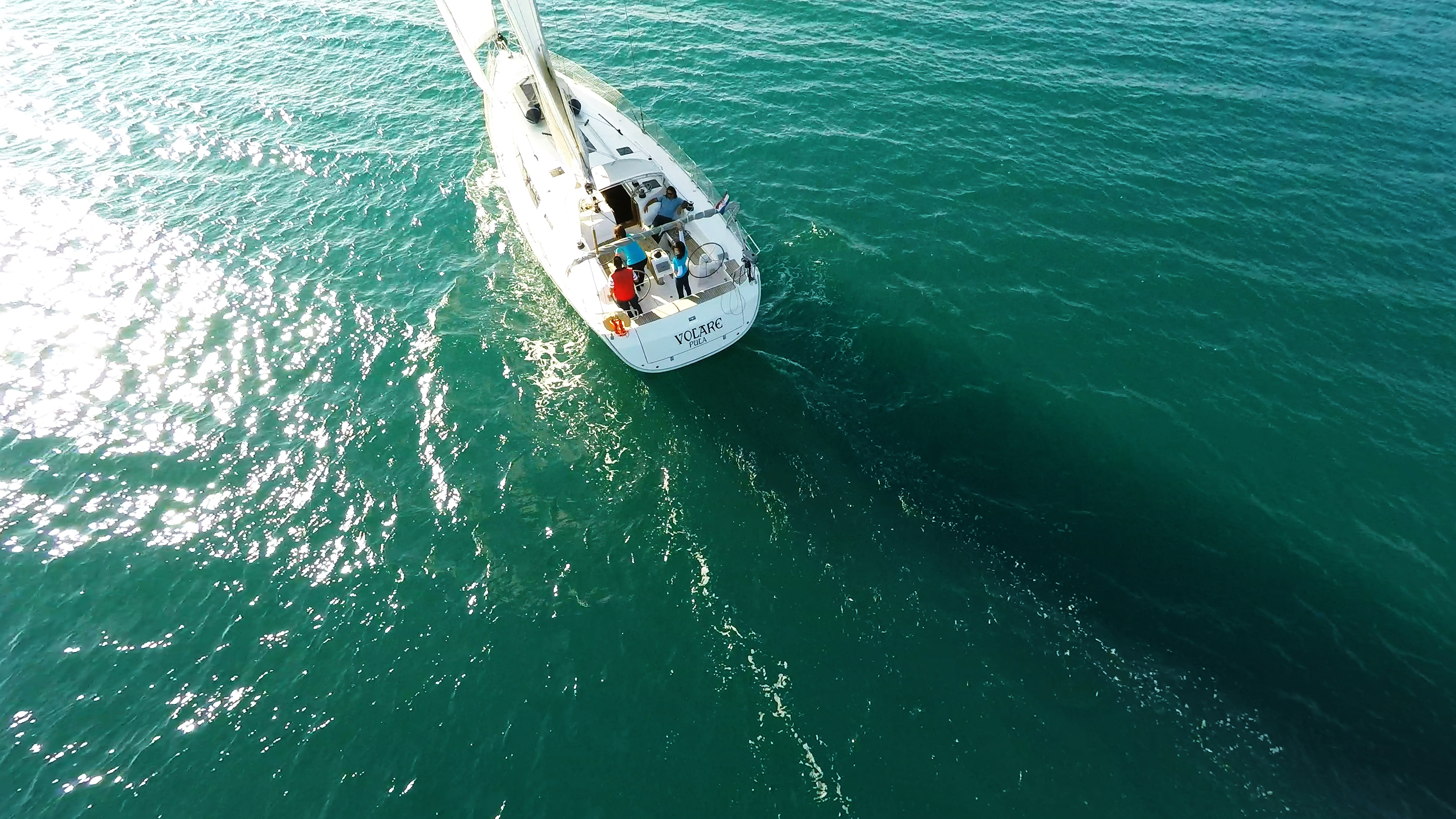 barcha a vela barca a vela poppa yacht a vela sole mare