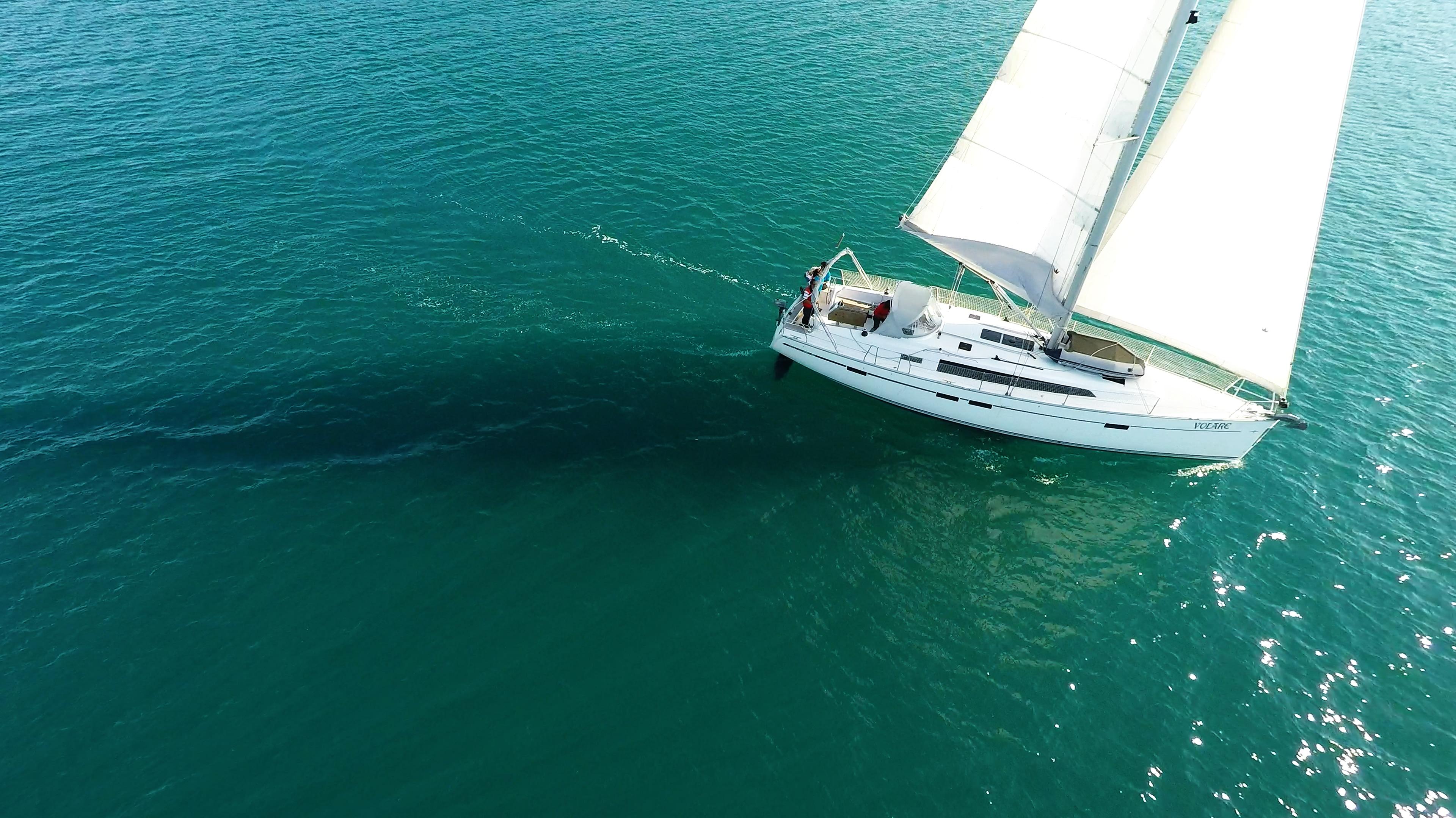 barcha a vela yacht a velaal mare