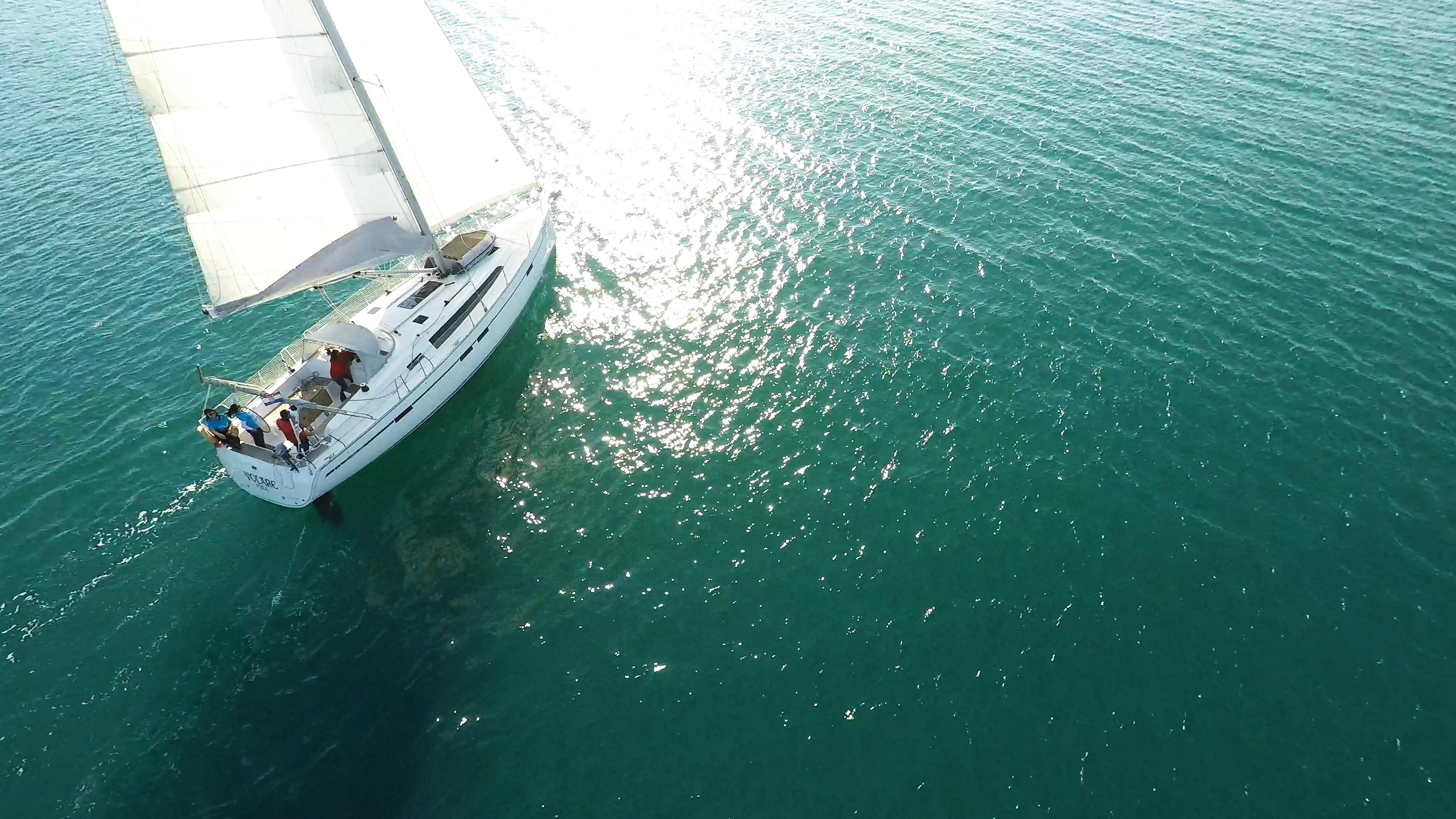 barcha a vela yacht a vela Bavaria 46 Cruiser