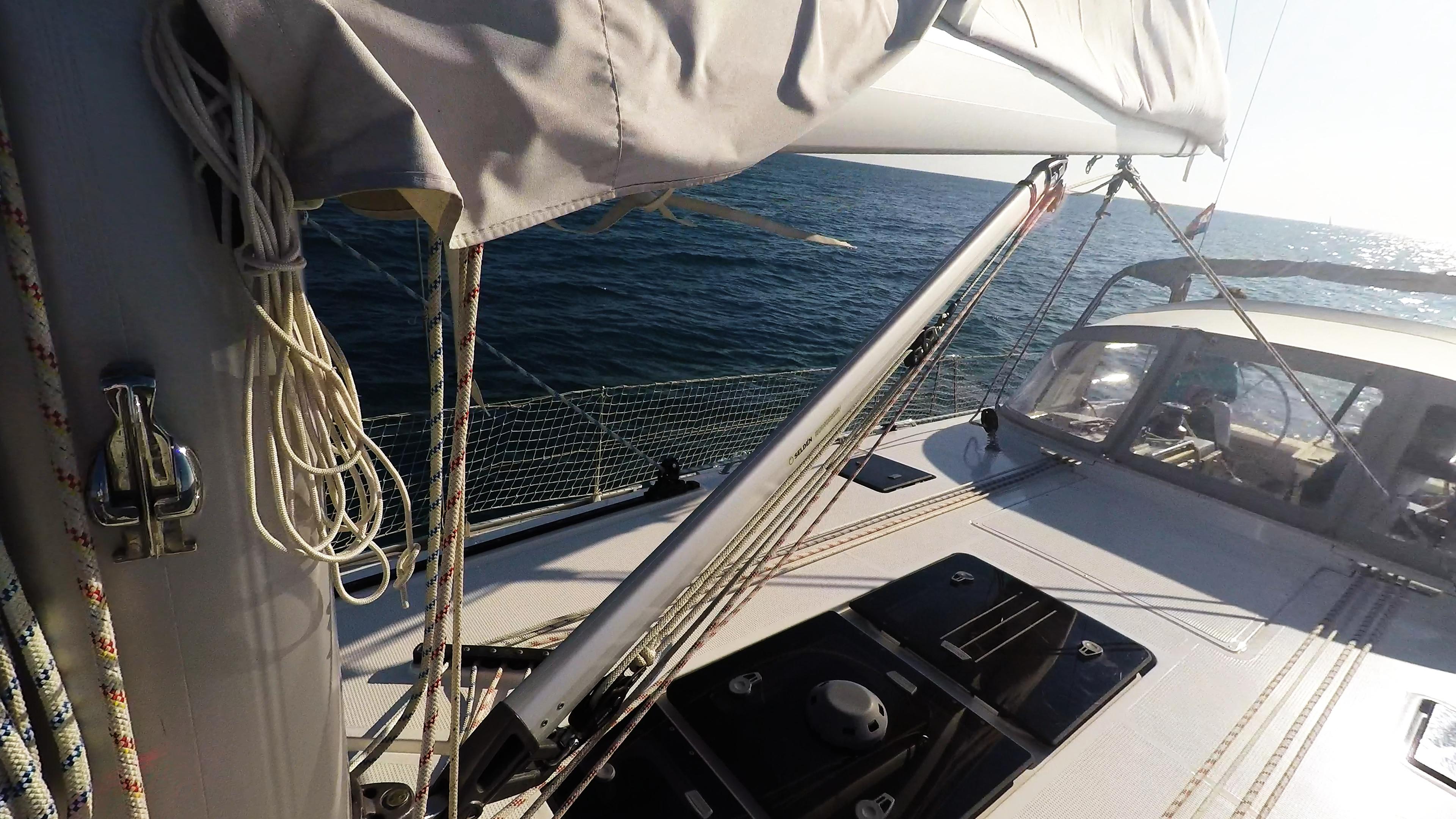 barcha a vela yacht a vela bavaria 46 ponte vang