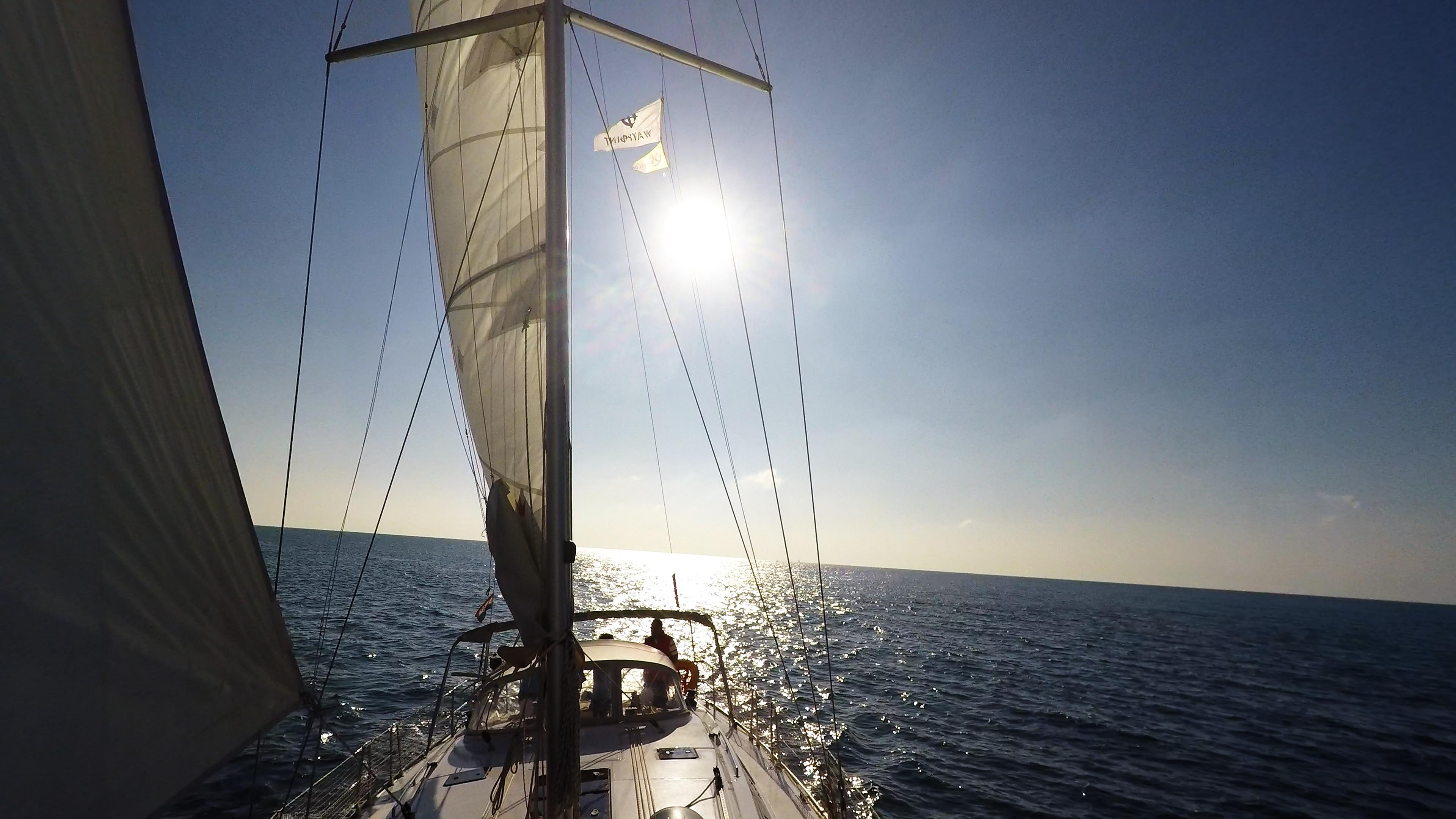 barcha a vela yacht a vela bavaria 46 vele barca a vela sole mare